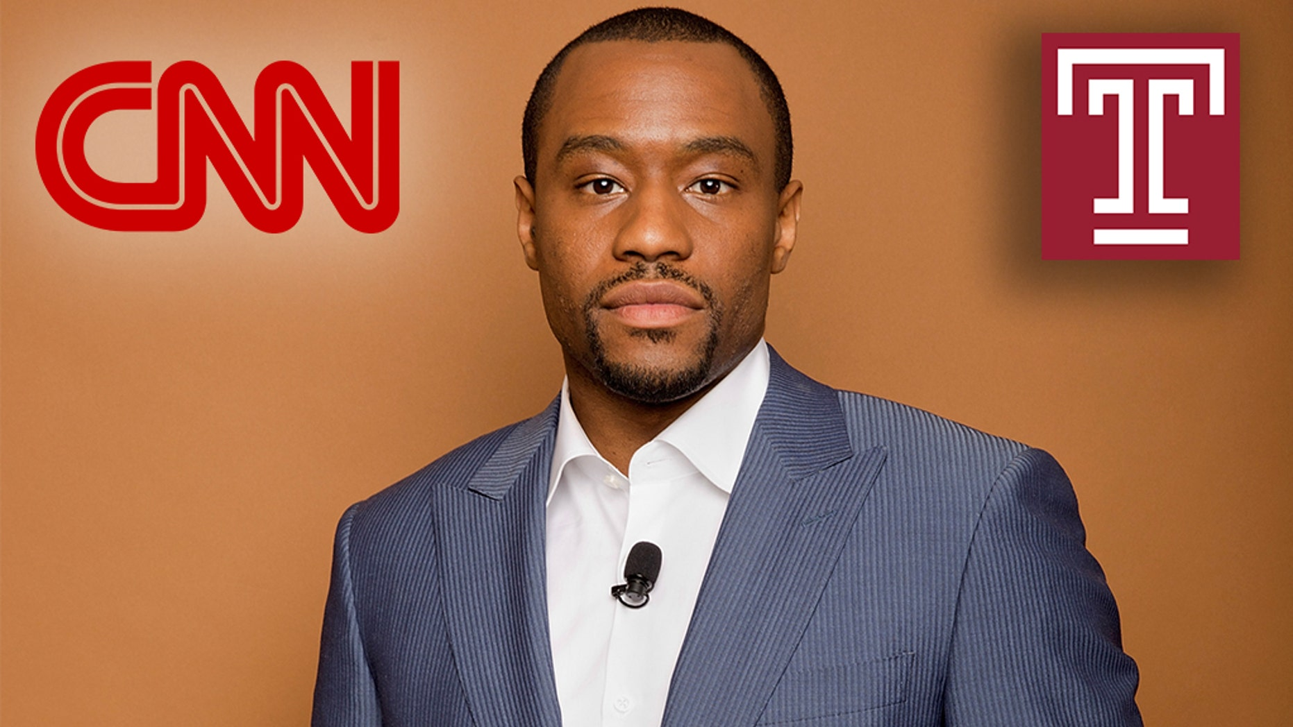 Temple University stood by Marc Lamont Hill after CNN fired him following controversial remarks at the United Nations. (Photo by J. Countess/Getty Images)