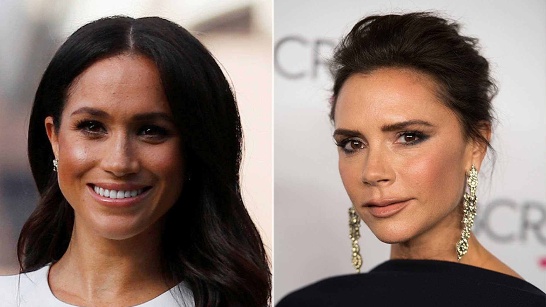 Meghan Markle revealed why she doesn't wear dresses from pal Victoria Beckham's fashion line.