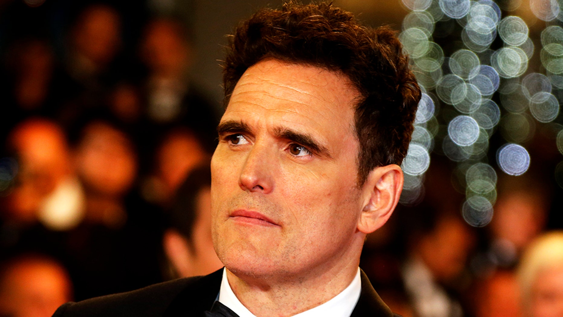 Matt Dillon says he's 'ok that people are upset' over his new film 'The House That Jack Built.'