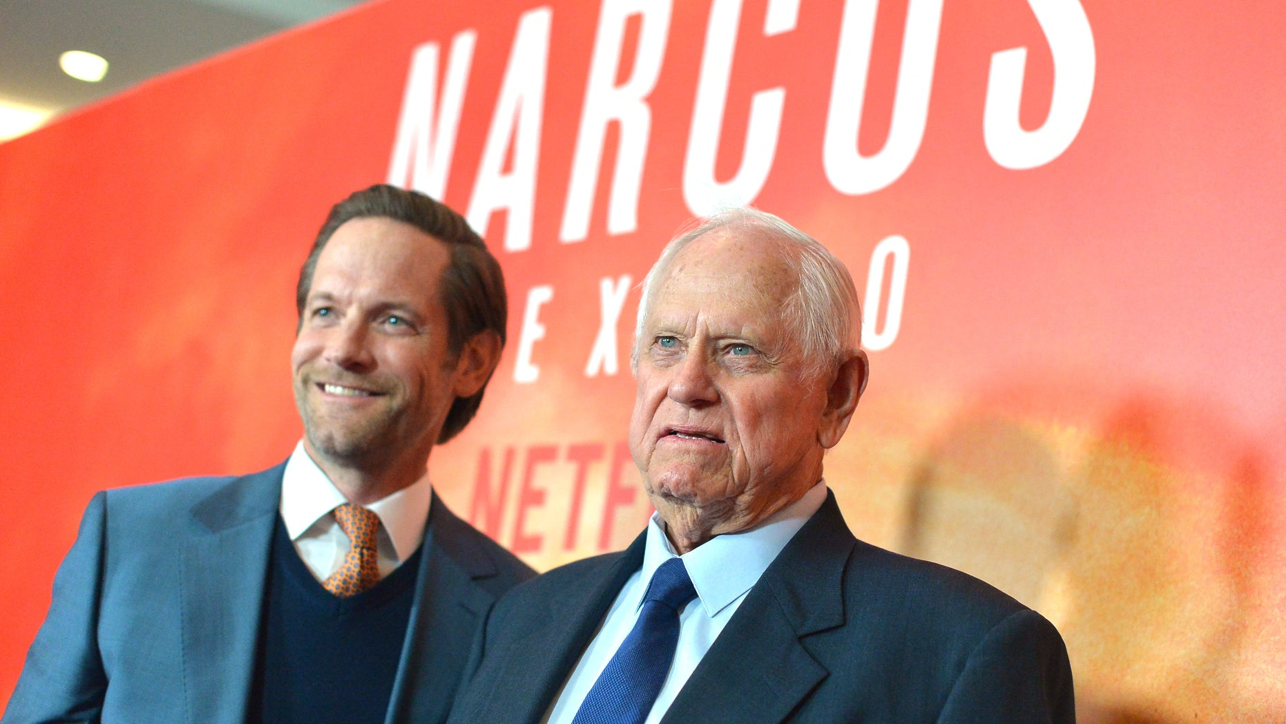 Narcos: Mexico' star Matt Letscher opens up about the 'scary