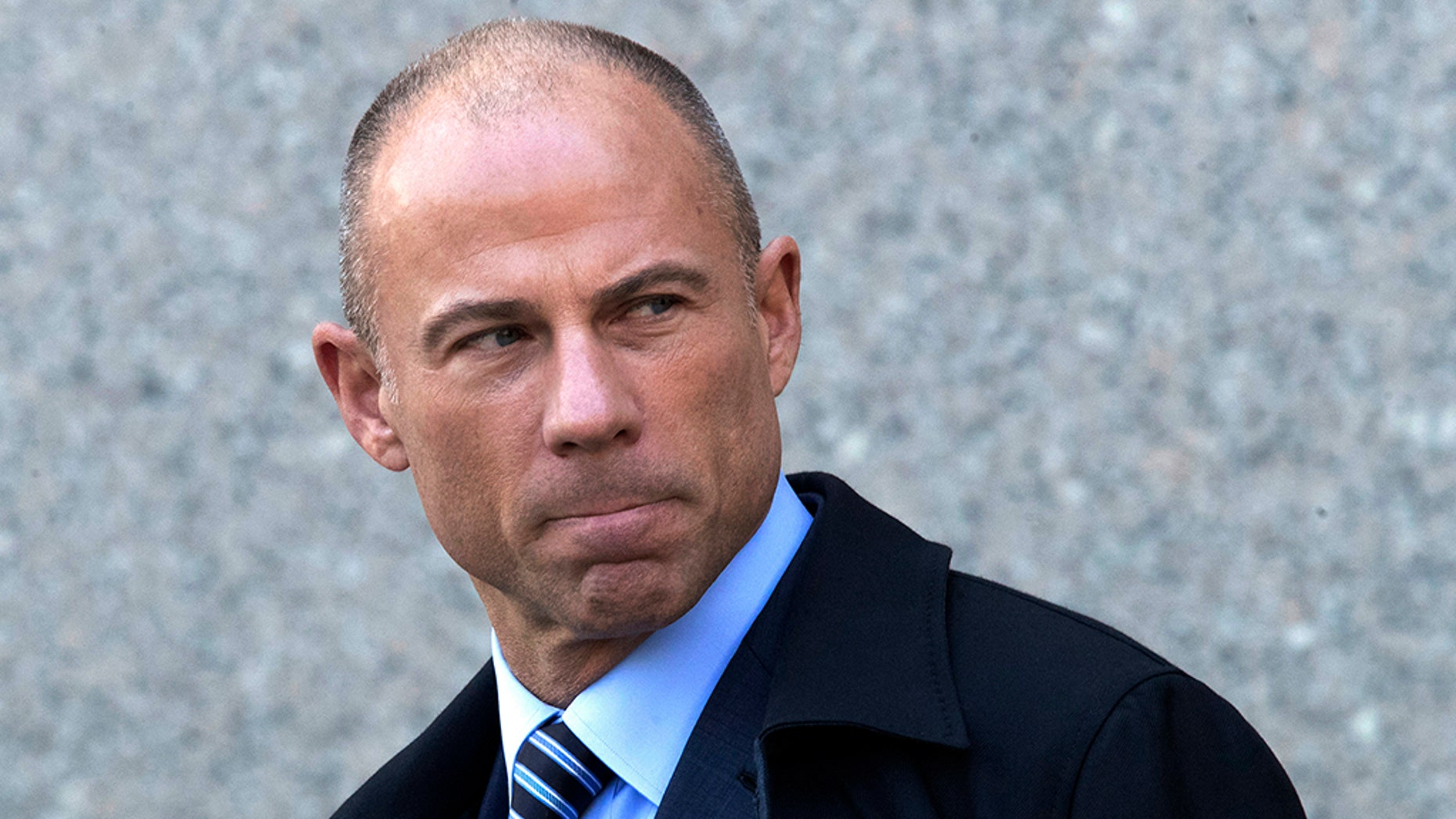 """Michael Avenatti emerged as a household name after frequent appearances on CNN, MSNBC and """"The View."""" (AP Photo/Mary Altaffer, File)"""