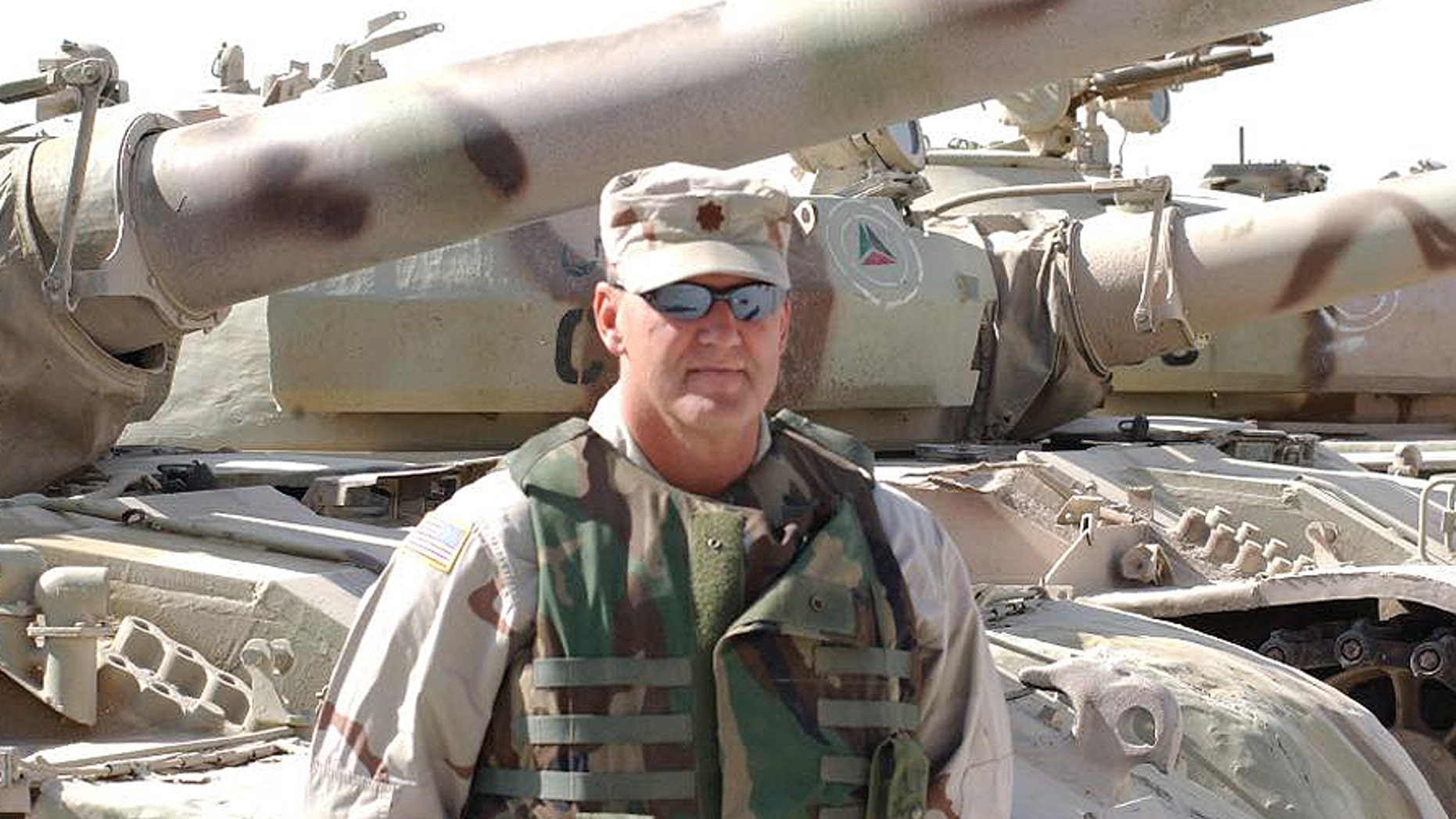 Michael Heston passed away on Thursday. He had Stage IV pancreatic cancer. His family believes it was his exposure to burn pits while he served in Afghanistan that led to his terminal illness.