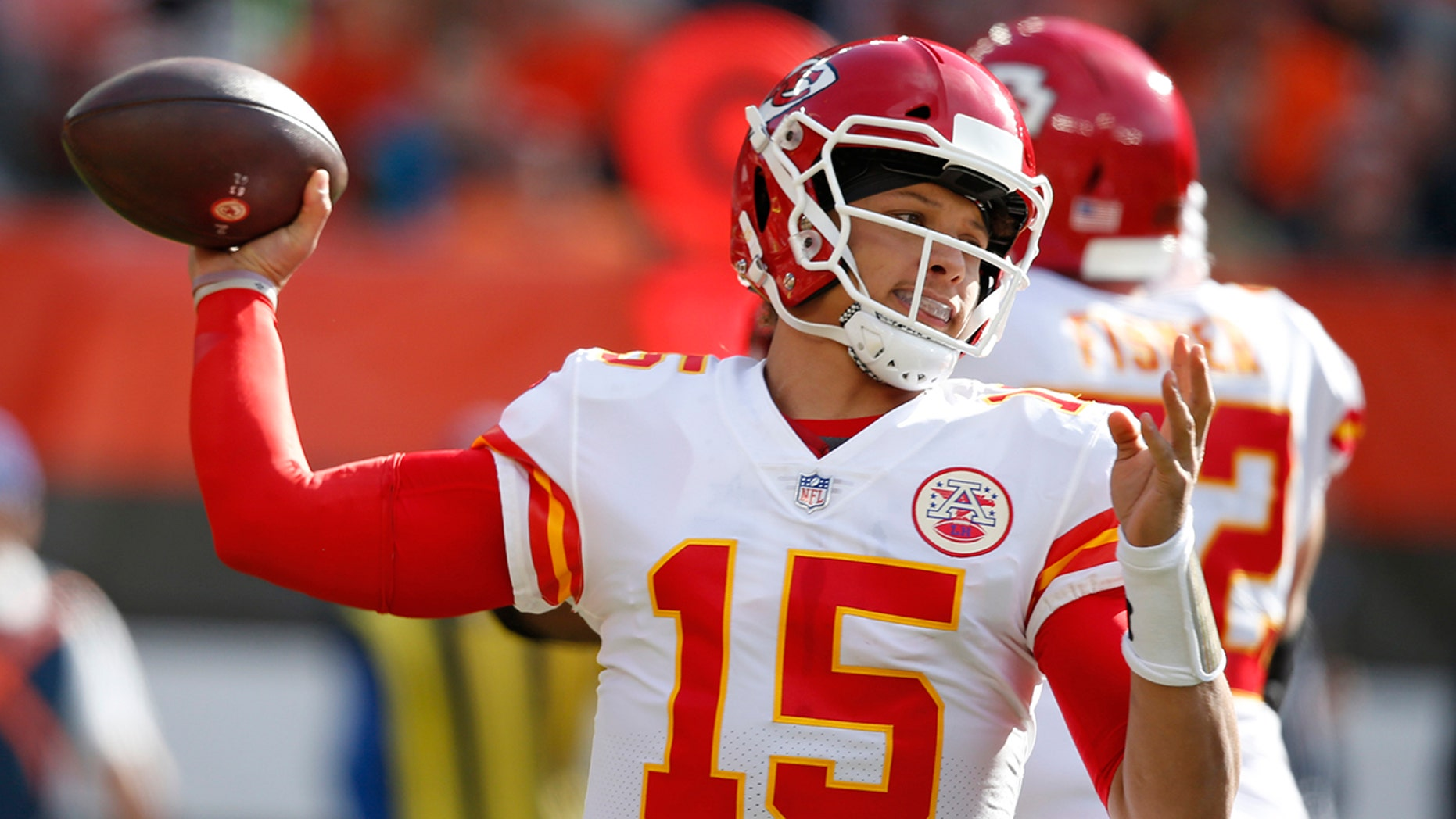 Kansas City Chiefs quarterback Patrick Mahomes' love for ketchup might land him in a sweet place.