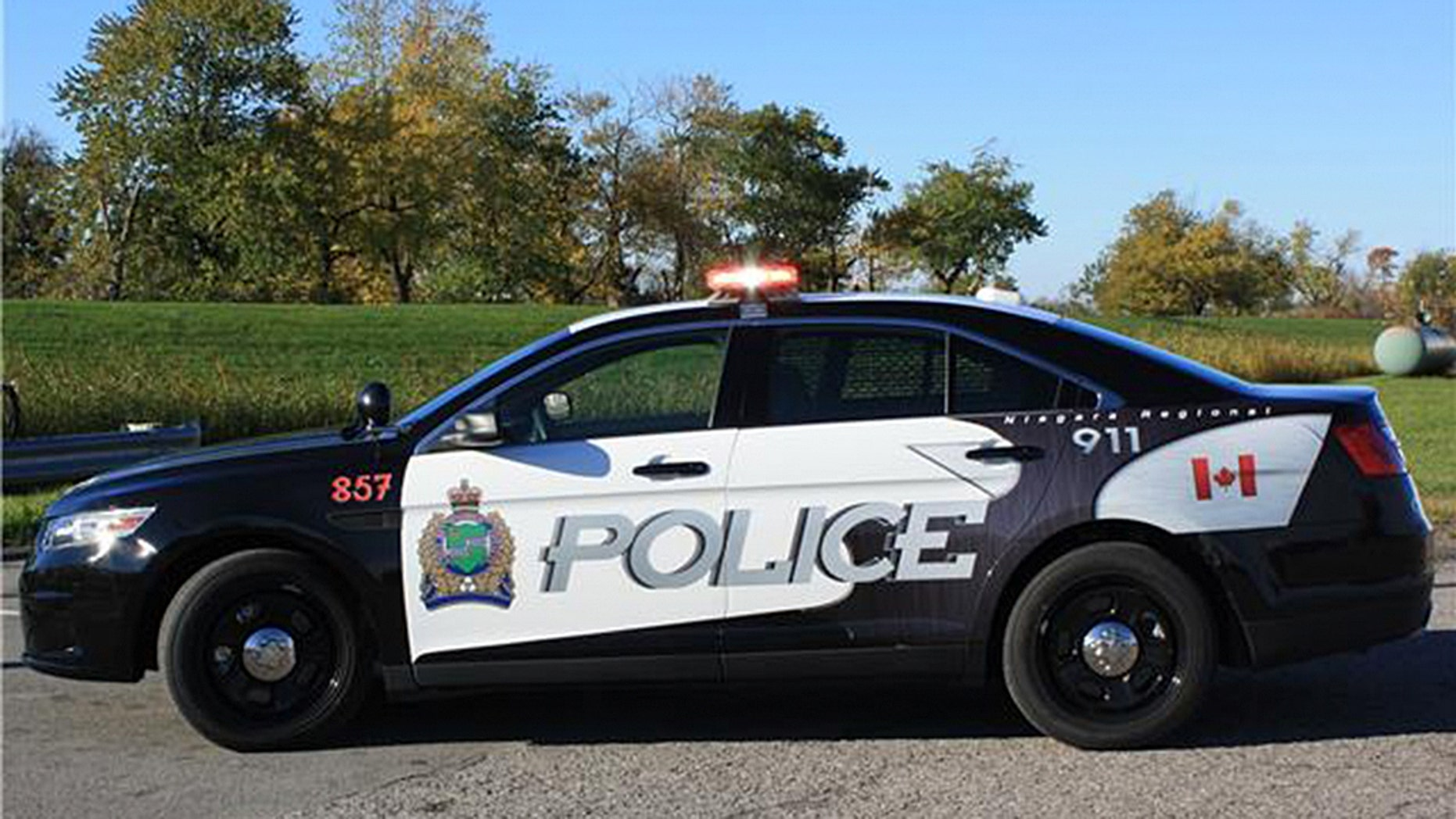 A cop with the Niagara Regional Police Service was shot by a fellow officer after a heated argument.