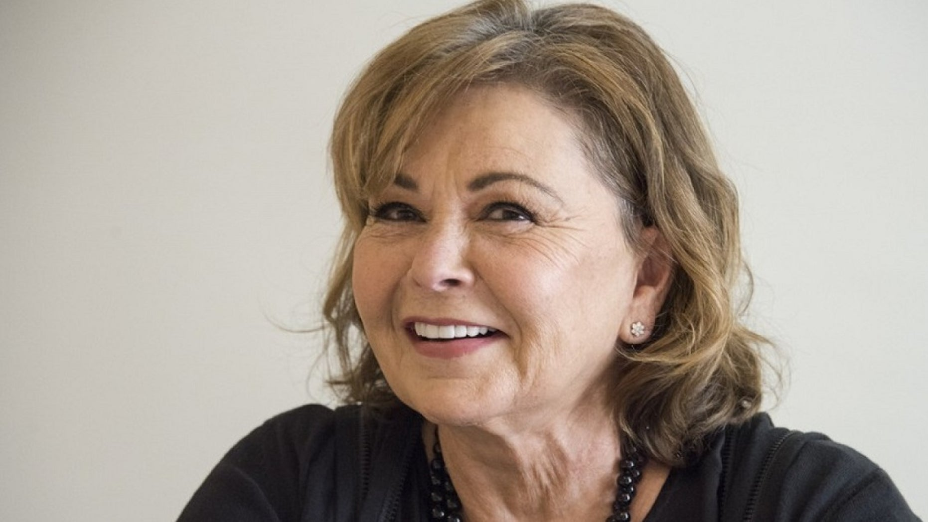 Roseanne Barr says it's fine after rumors of a spread of health problems through social networks.