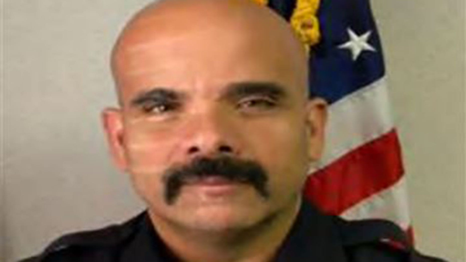 Raimundo Atesiano, a former police chief in Florida, will serve three years in prison for a conspiracy in his department to frame black people for crimes they did not commit.