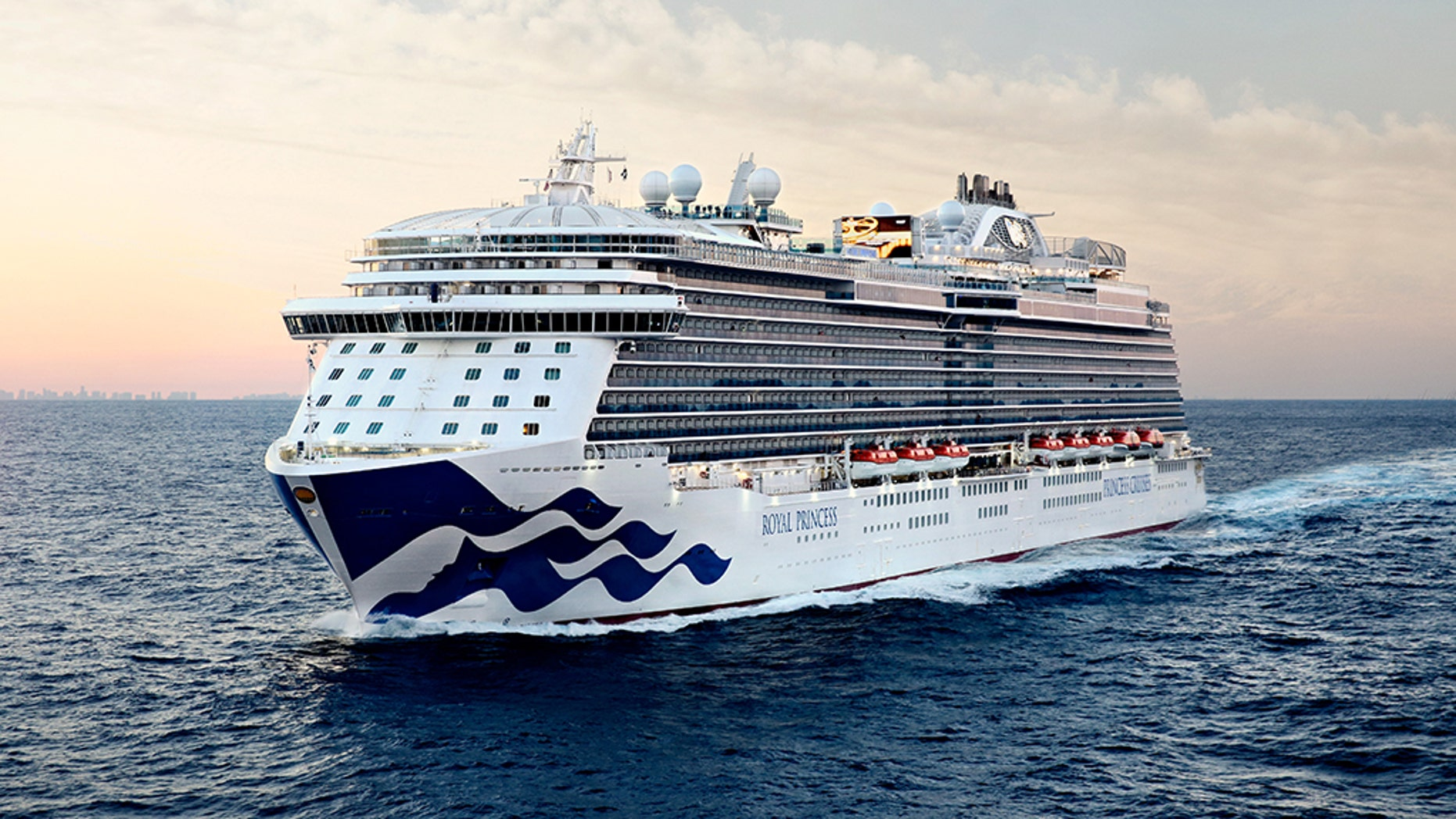 The FBI and local authorities were probing the death of a 52-year-old American woman on board a Princess Cruises ship.
