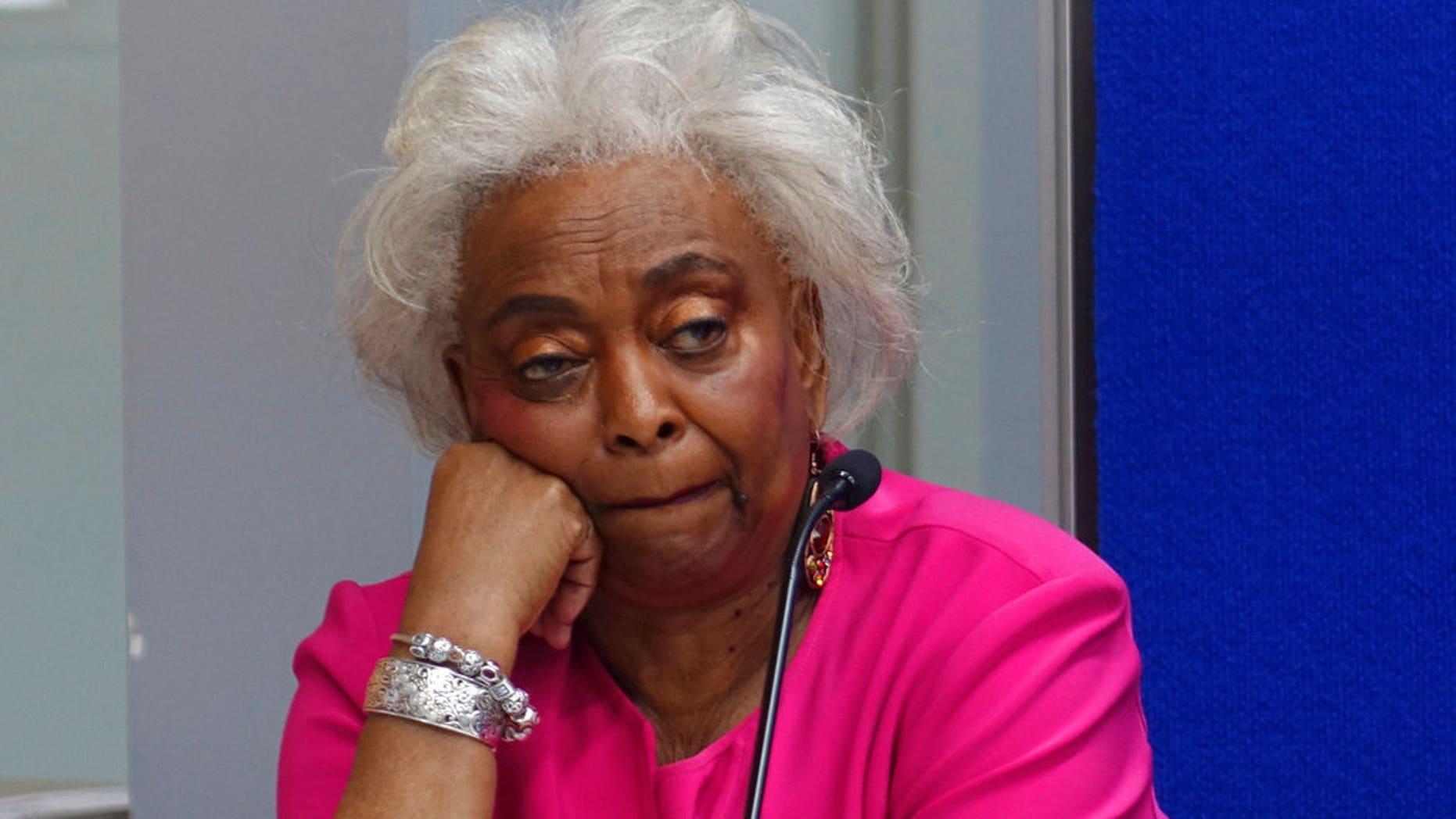 Broward Supervisor of Elections Brenda Snipes. (Joe Cavaretta /South Florida Sun-Sentinel via AP)