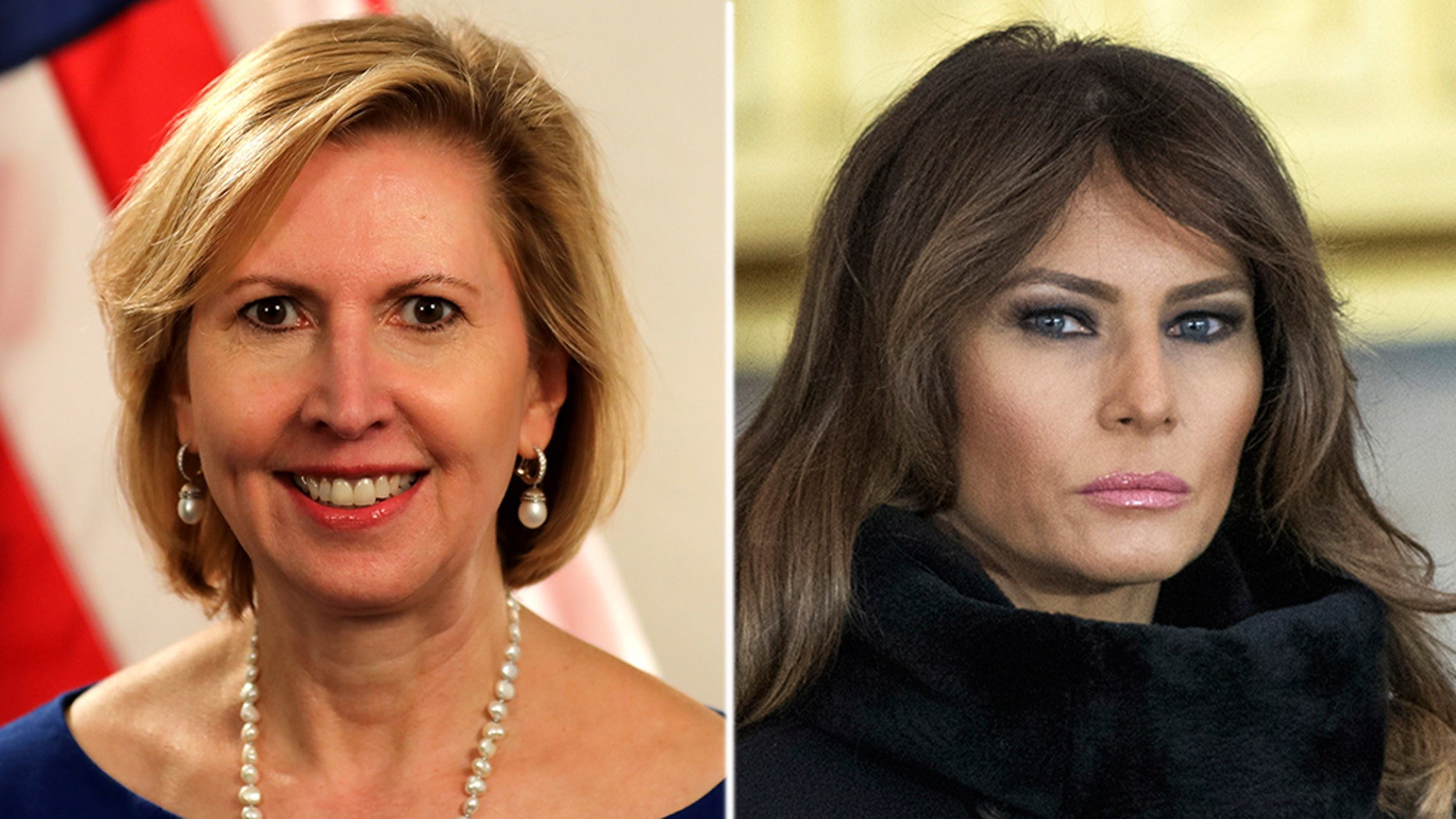 White House official criticized by first lady removed from post