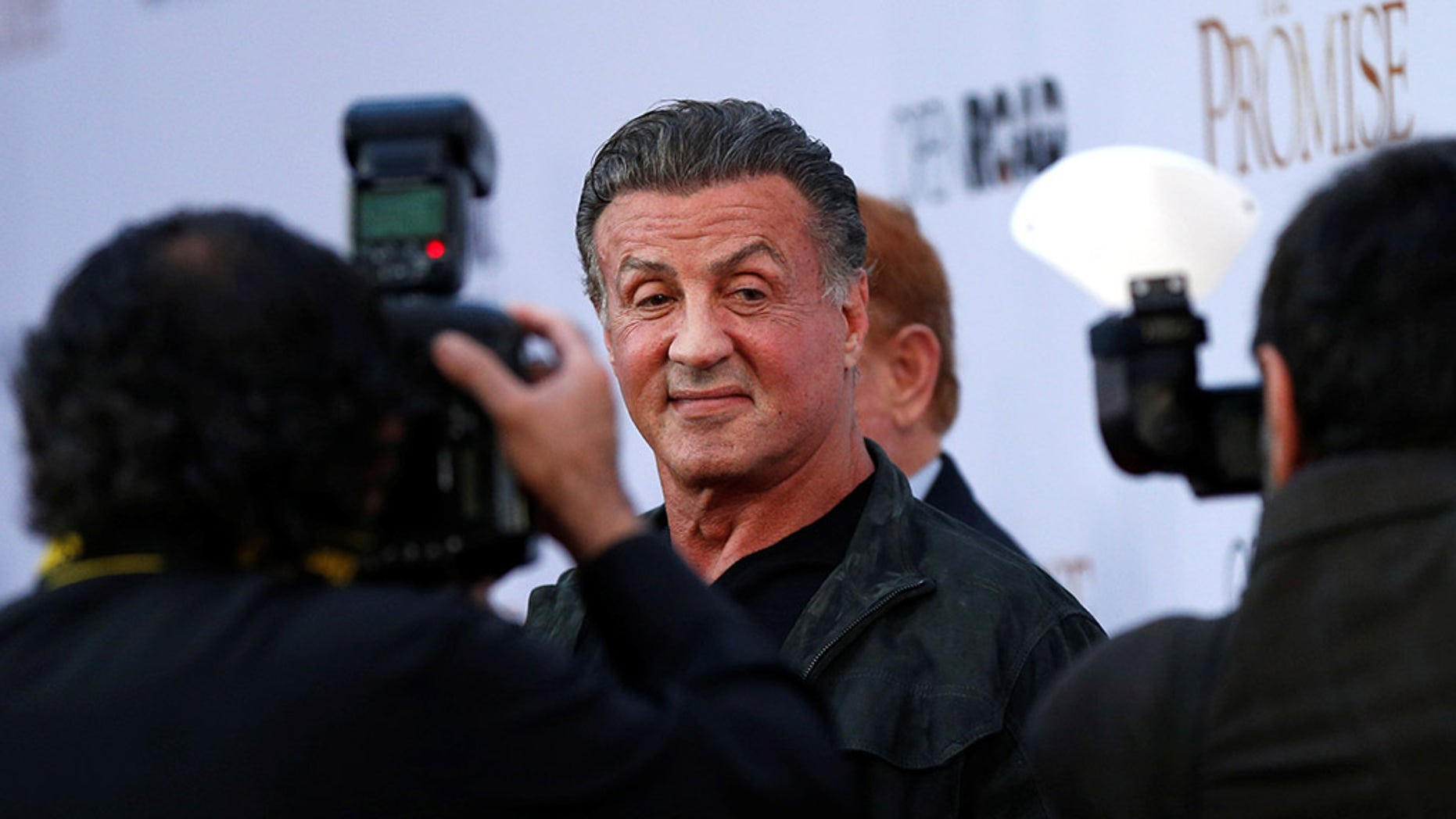 Sylvester Stallone spoke Wednesday of the end of his iconic role in the film Rocky Balboa.