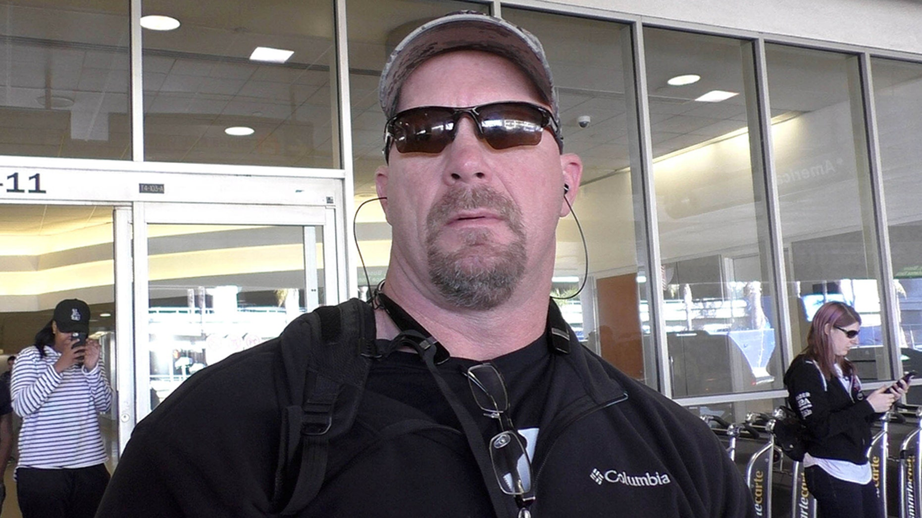'Stone Cold' Steve Austin says he's gone stone cold sober.
