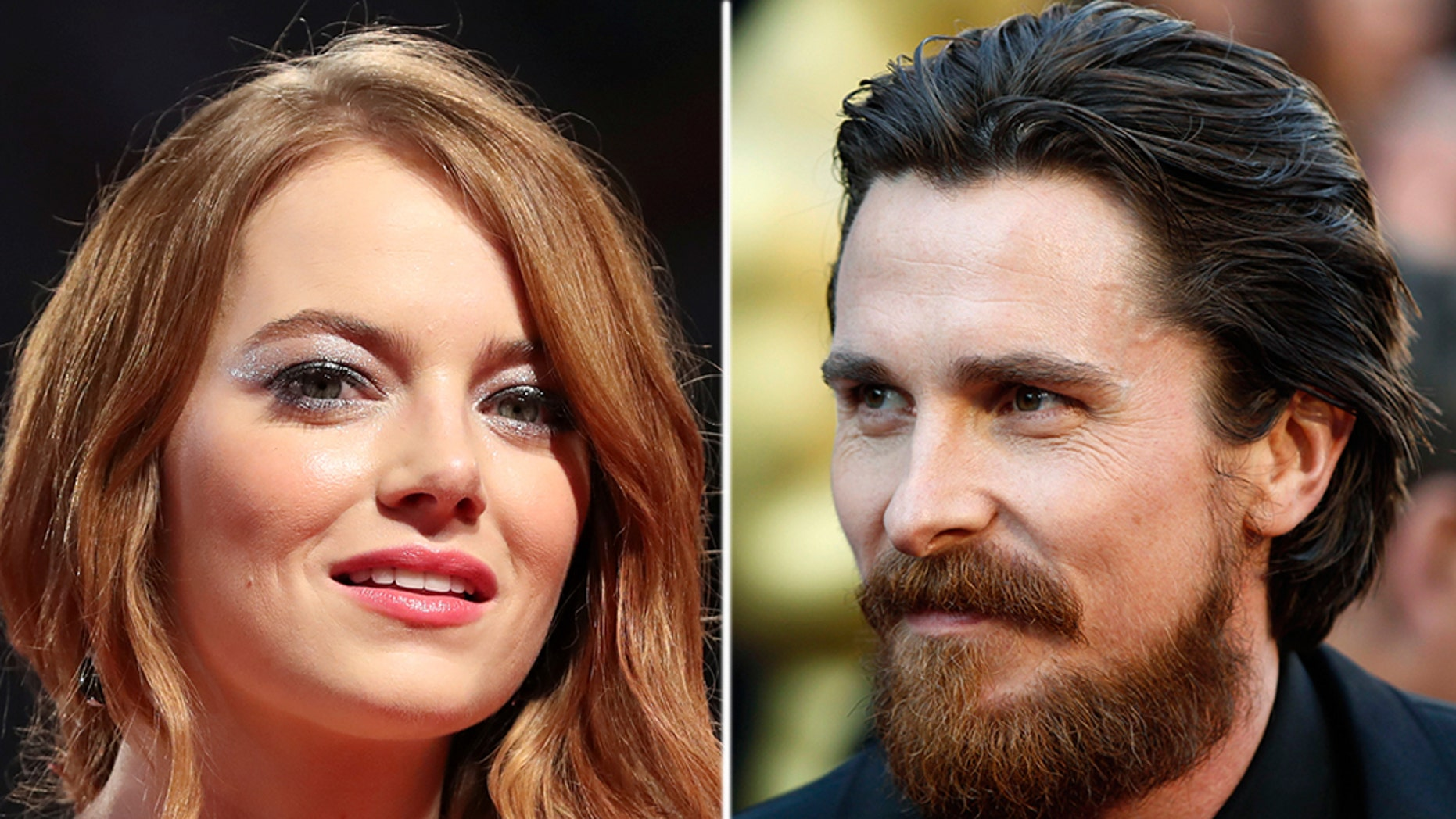 Emma Stone and Christan Bale have both gone the extra mile to ensure they're in character.