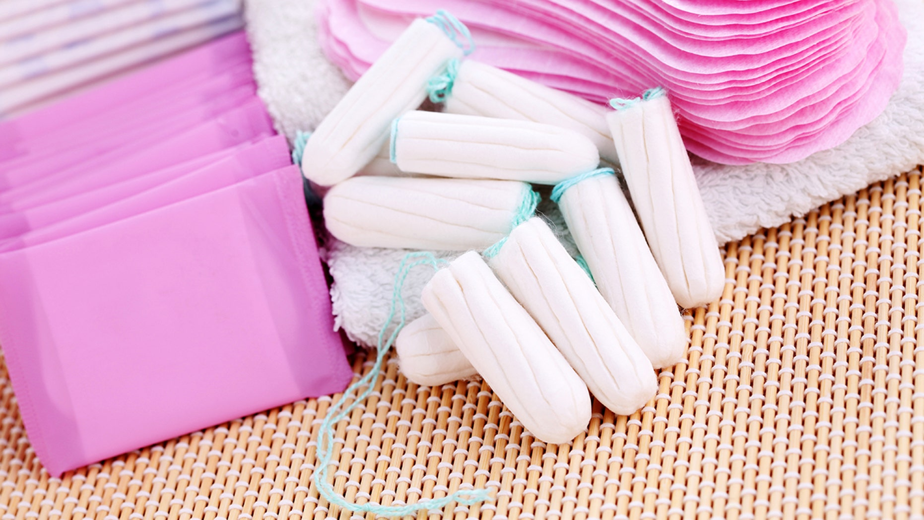 """Women in Nevada will now be able to buy feminine hygiene products without paying the so-called """"tampon tax."""""""
