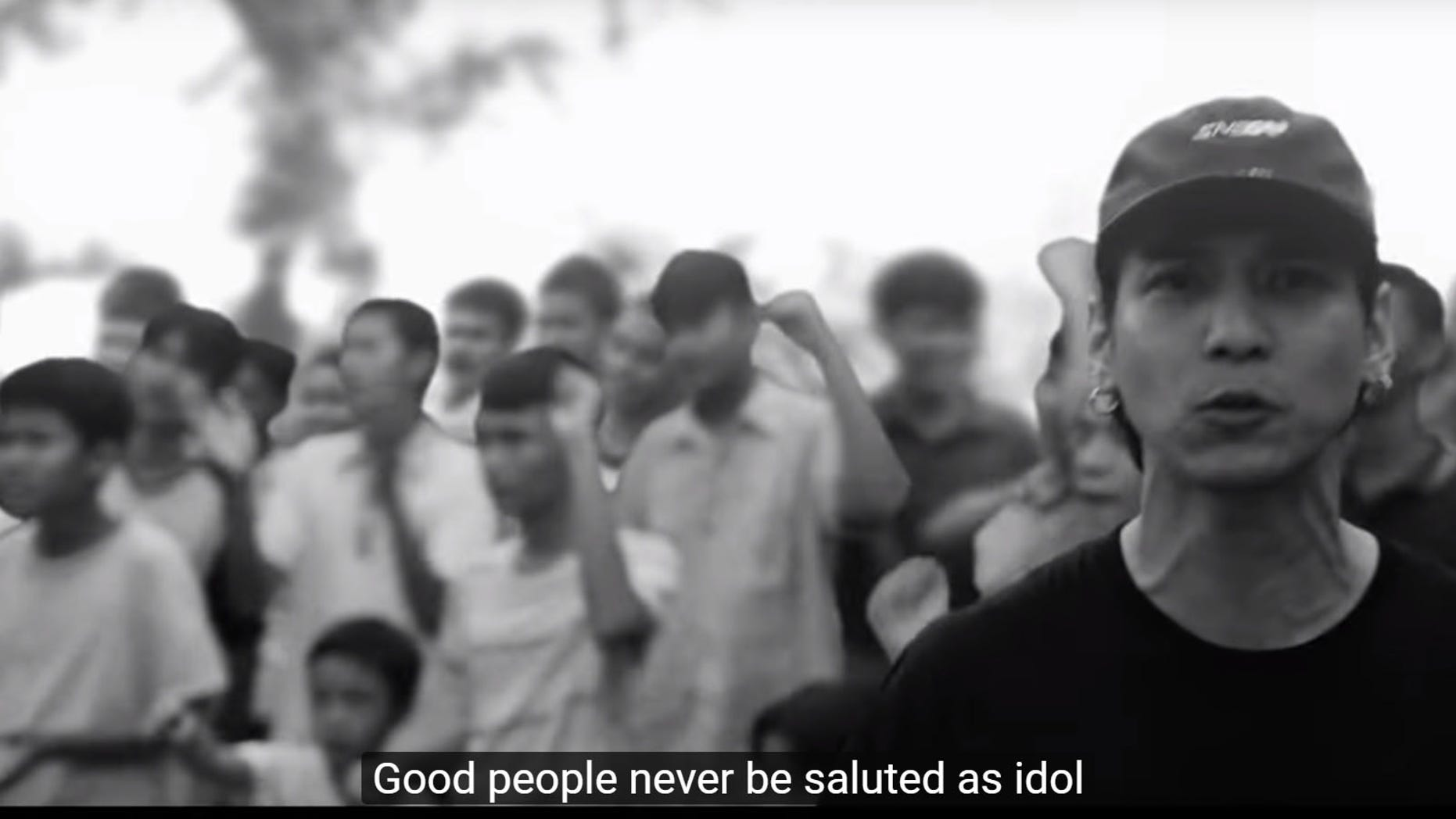 A group of rappers in Thailand released a music video criticizing the government, who in turn put out their own tune.