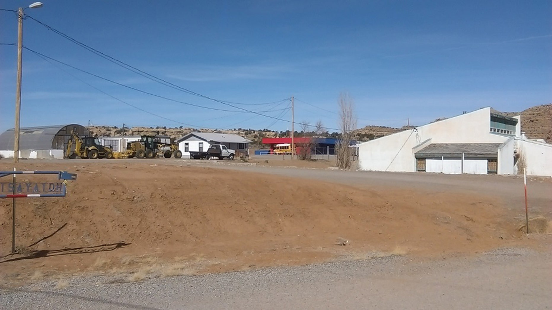 The apparent murder-suicide took place on the Tsayotah Charter in the Northwestern region of New Mexico.