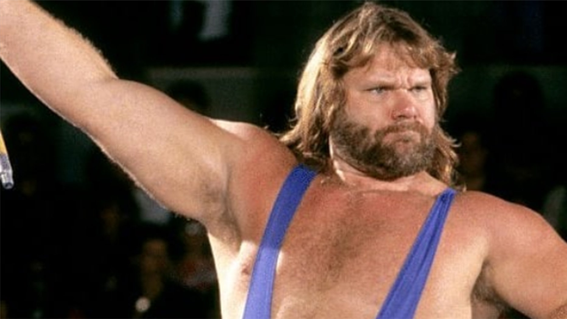 Professional wrestler Jim Duggan spent this year's Thanksgiving at the UCI.