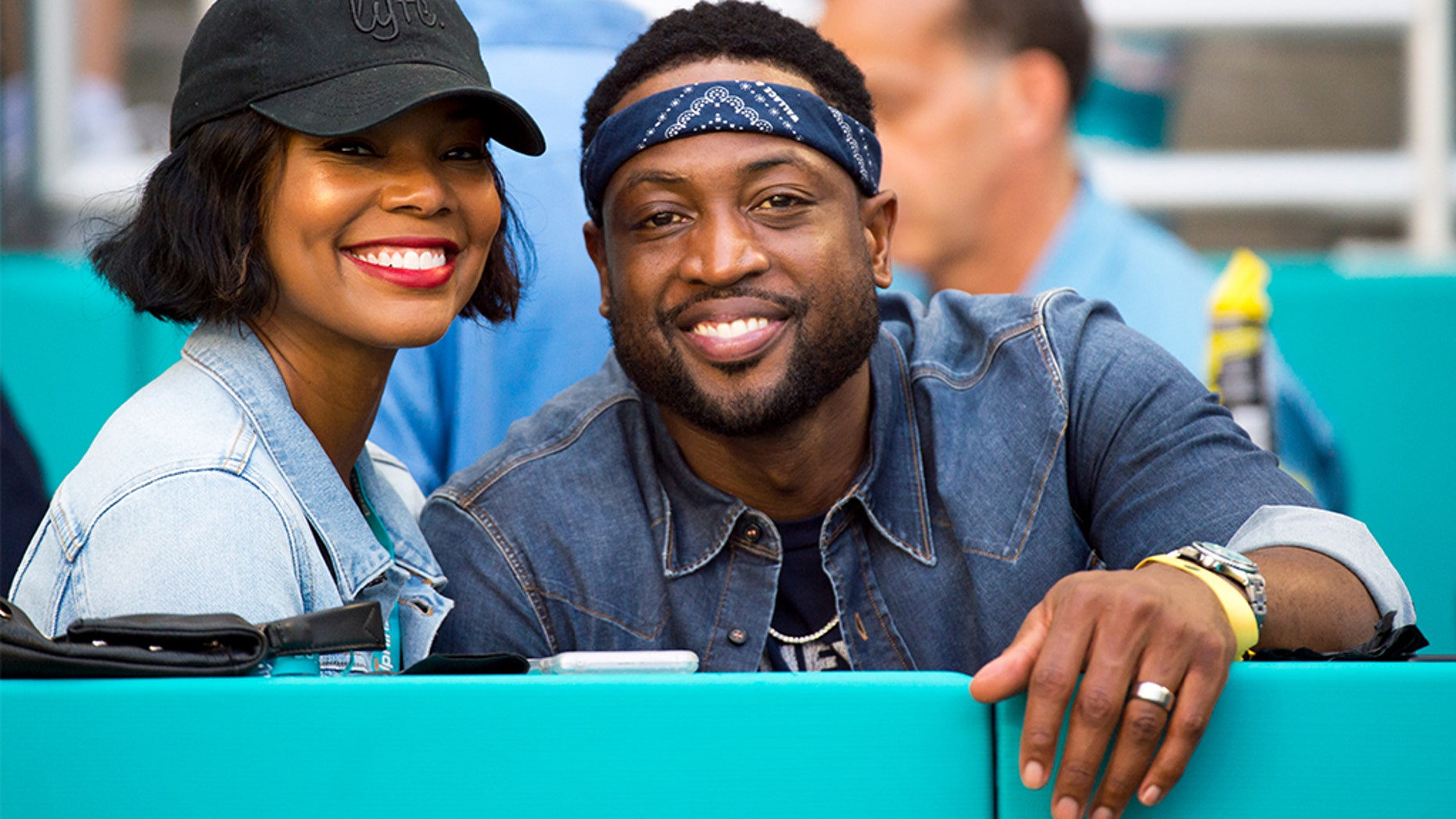 NBA star Dwyane Wade on Thursday took to social media to announce the birth of a baby girl with his wife, actress Gabrielle Union.