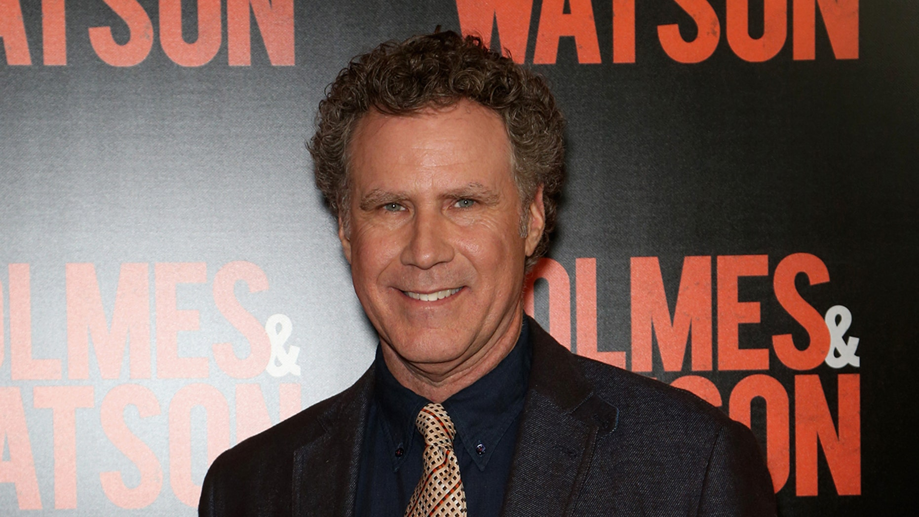 Will Ferrell urged people to vote when he appeared in a video with Sen. Doug Jones, D-Ala.