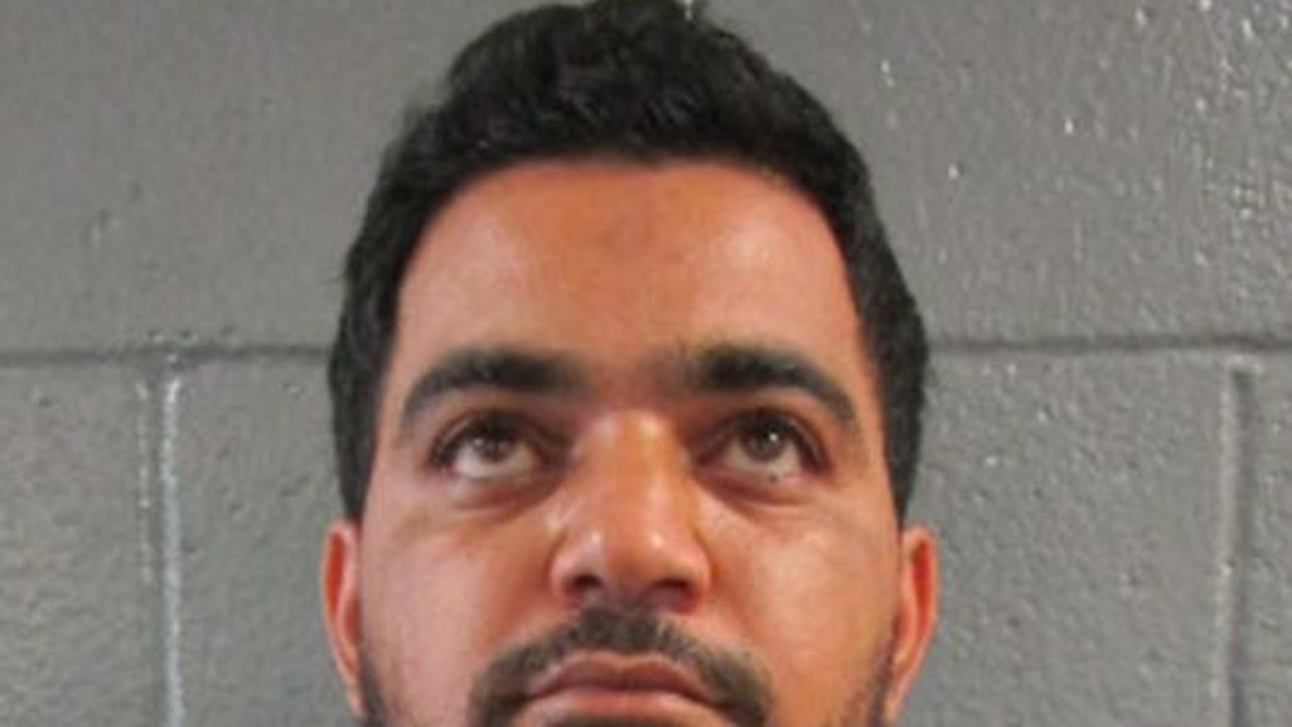 Ahmad Suhad Admad, 30, was arrested Friday for allegedly instructing undercover FBI agents and informants how to build bombs.