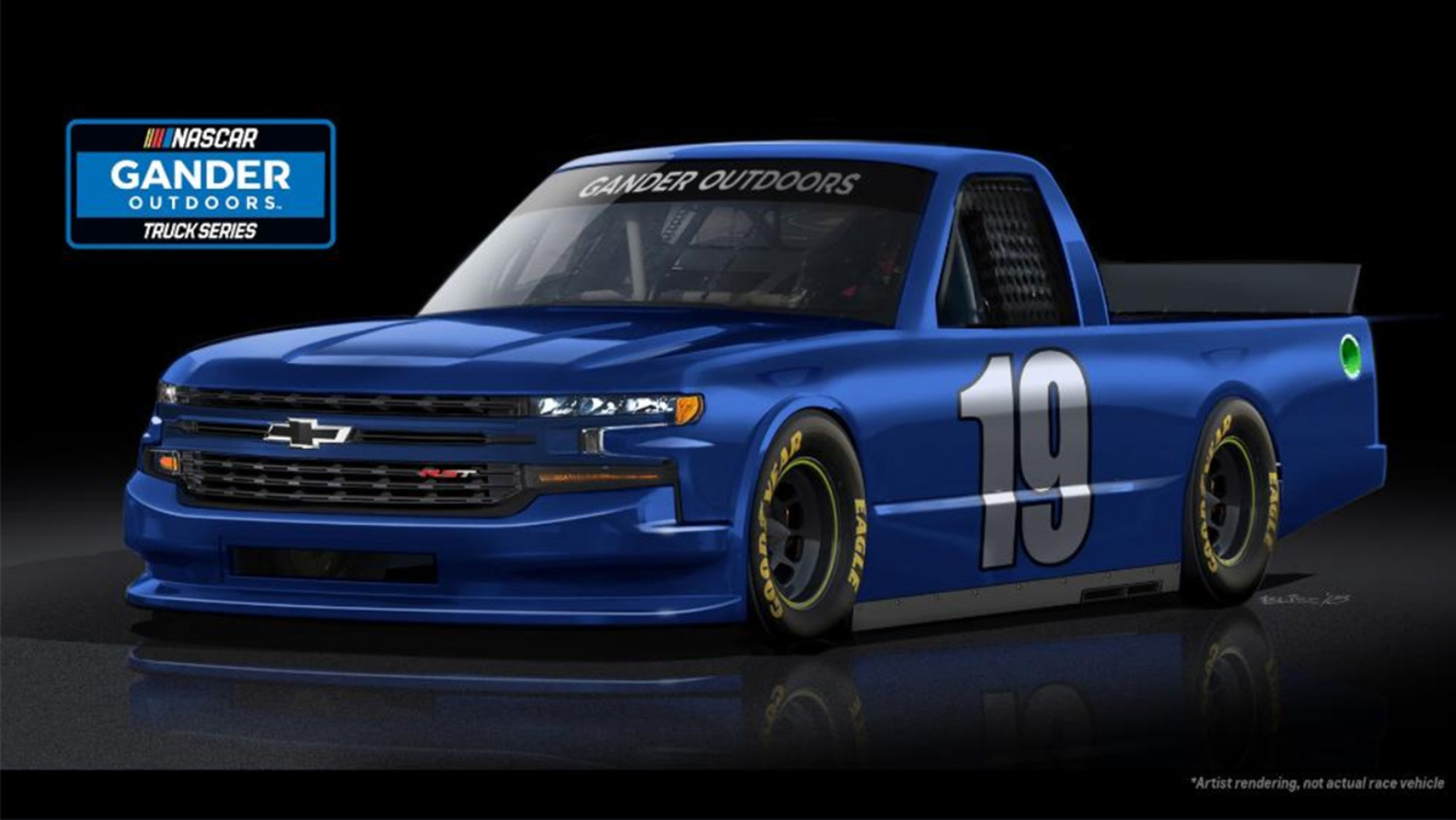 Chevy unveils 2019 NASCAR Silverado and Camaro SS | Fox News