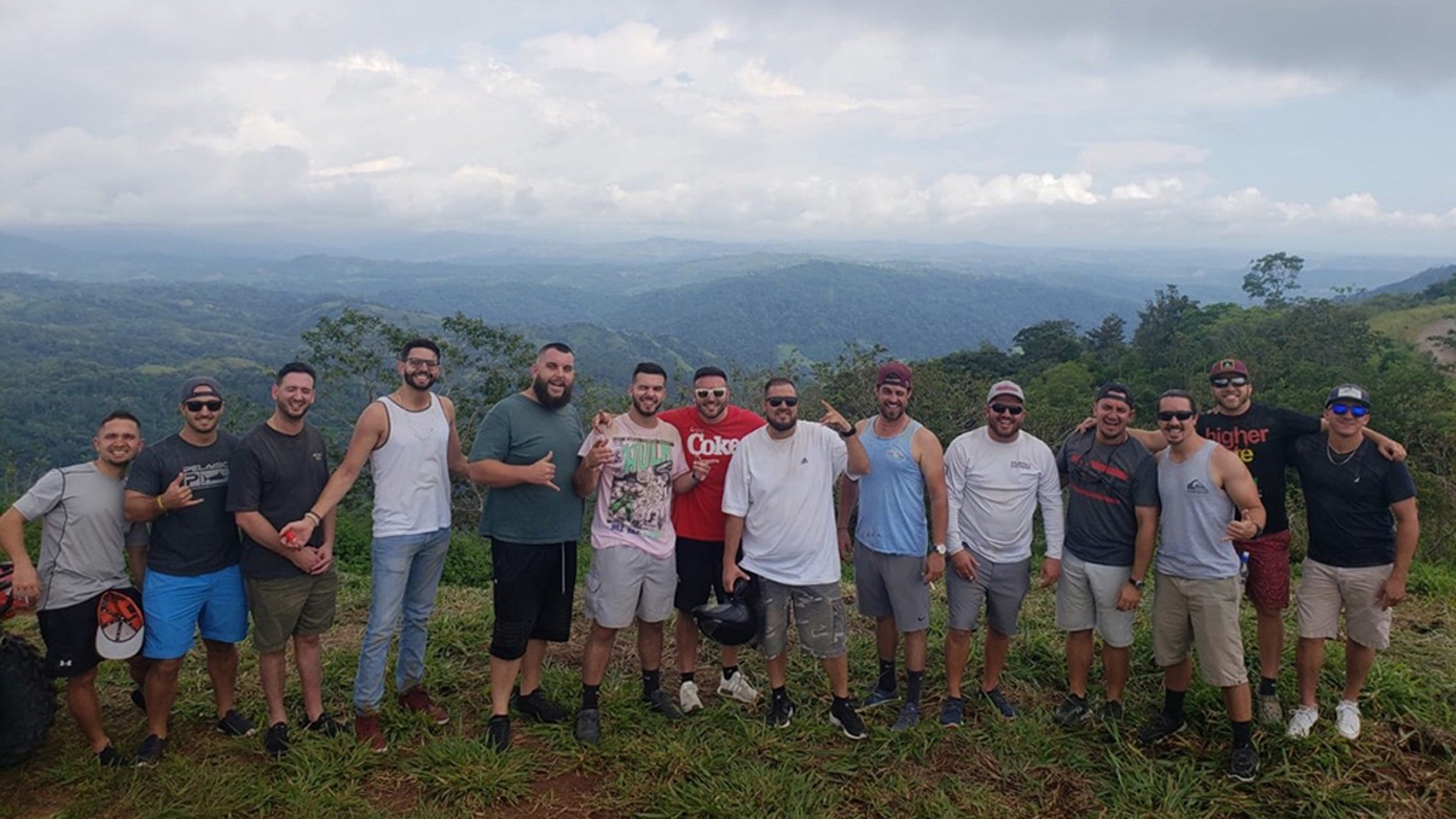 A bachelor party's doomedwhitewater-rafting excursion in CostaRica left four people dead.