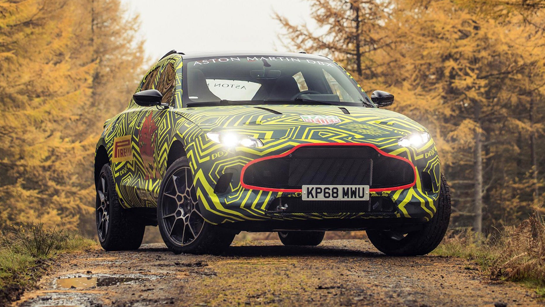 aston martin dbx is an suv fit for 007 | fox news