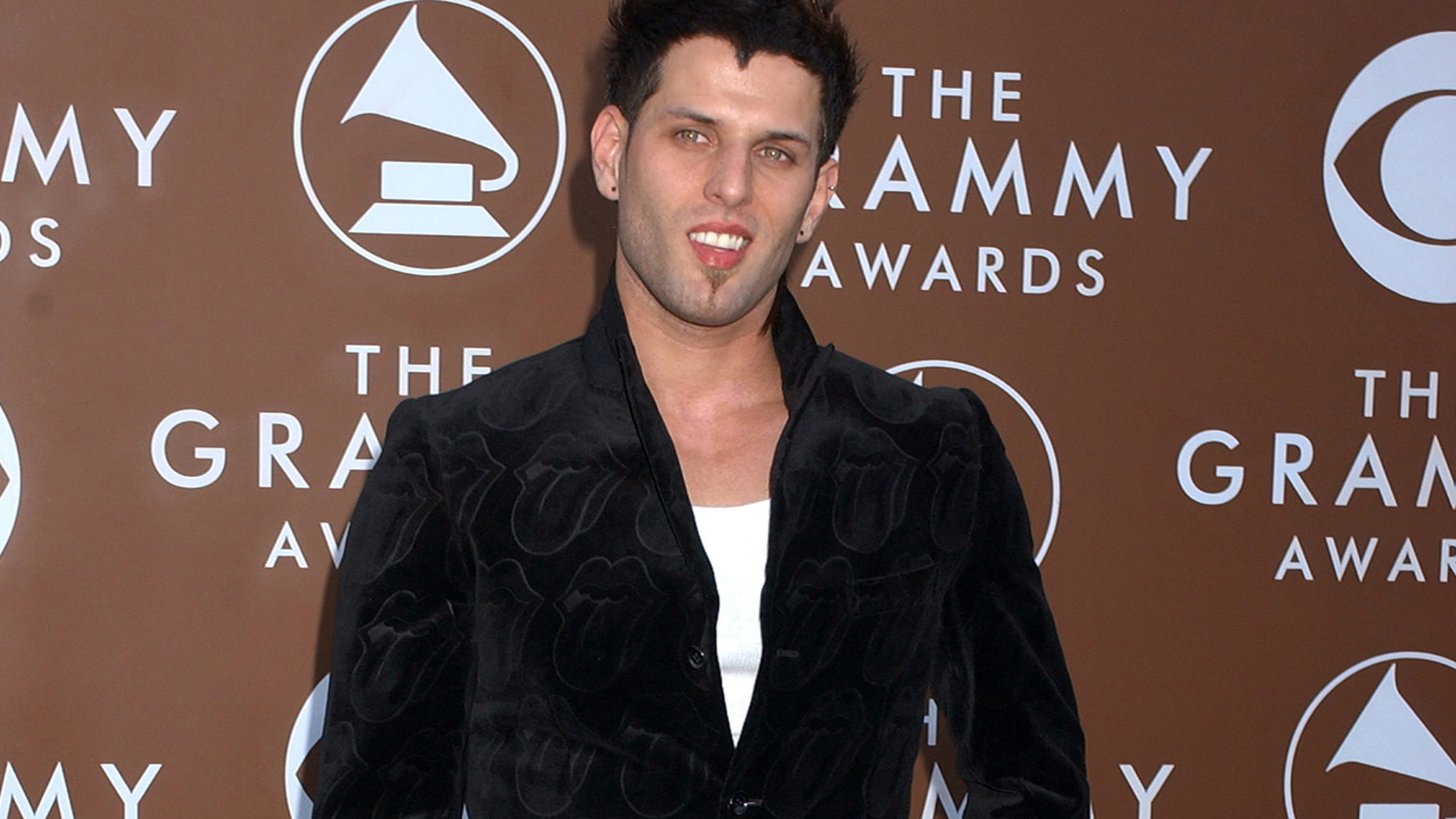 Devin Lima of LFO attended the 48th Annual Grammy Awards.