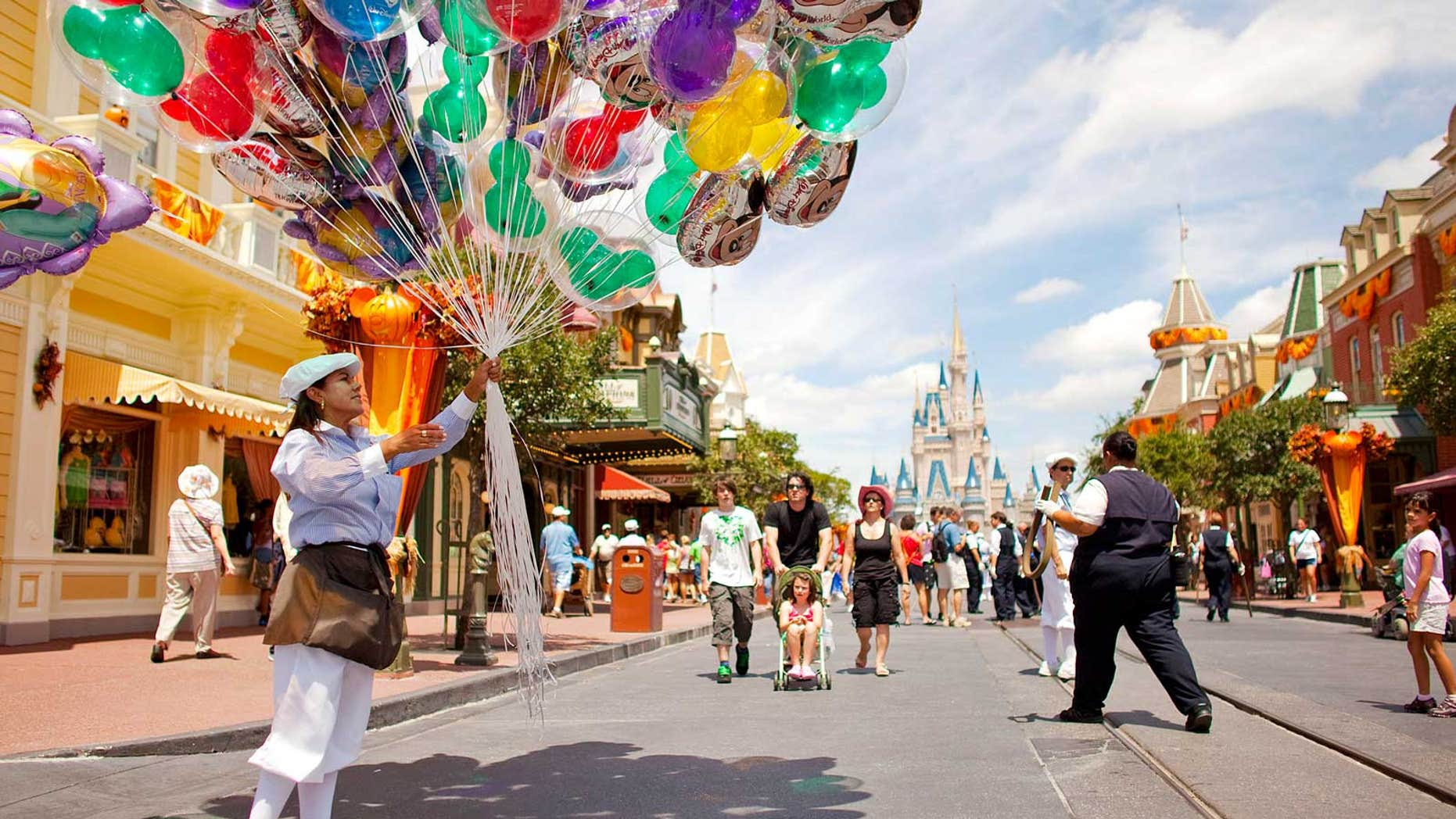 All Disney cast members follow this one rule to help keep the park clean.