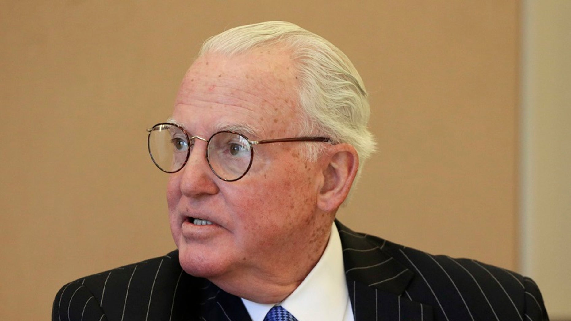 Chicago Alderman Ed Burke is a partner at Klafter and Burke, a law firm that once represented President Trump in property tax cases.