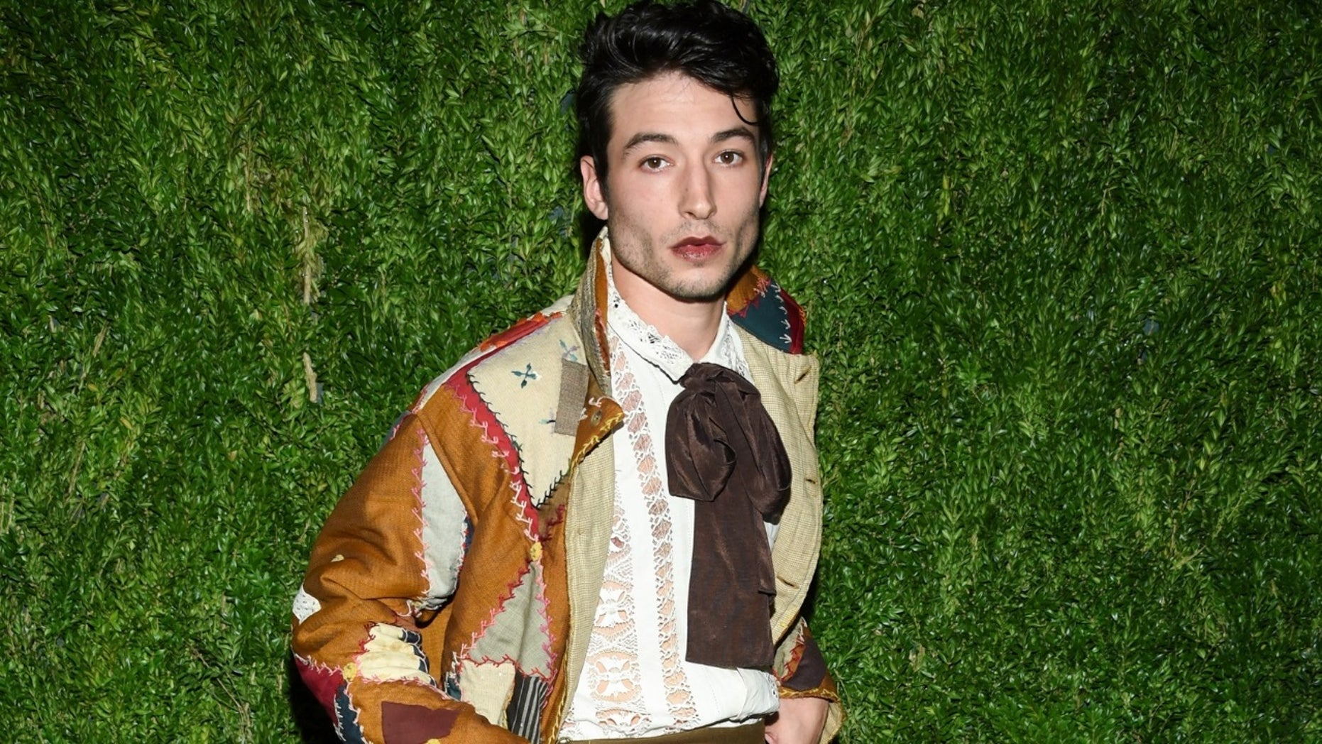 Ezra Miller non-stop adult about his #MeToo moment.