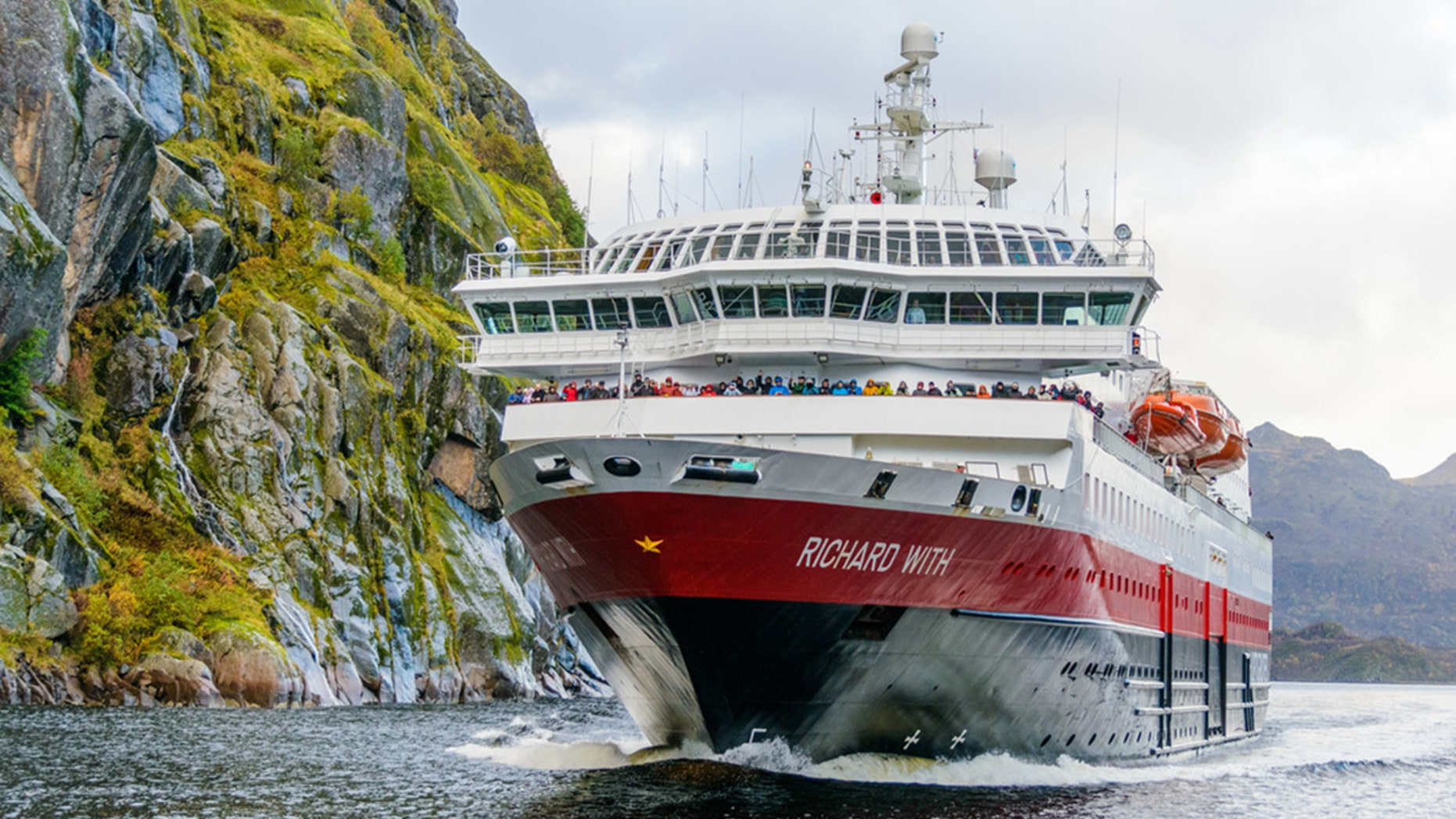 """While competitors are running on cheap, polluting heavy fuel oil, our ships will literally be powered by nature,"" Hurtigruten Chief Executive Officer Daniel Skjeldam said in a statement."