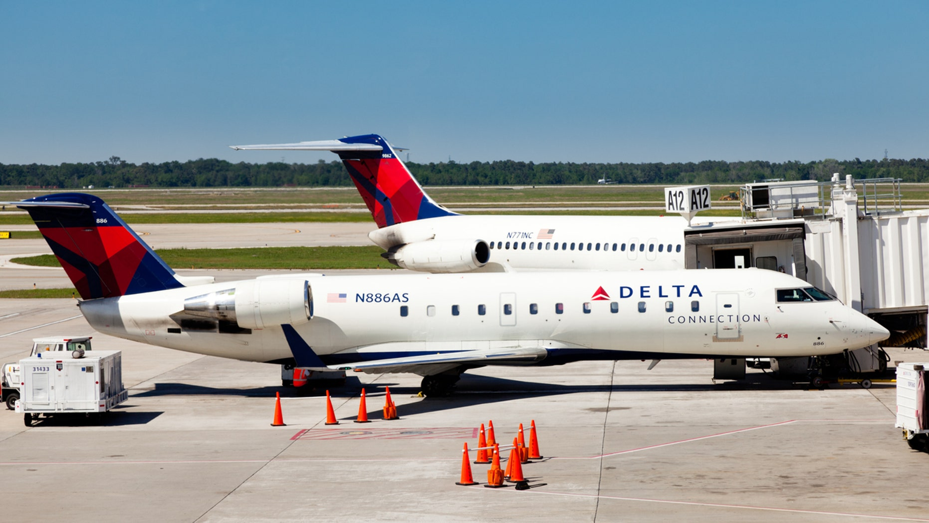 Delta has apologized for the incident.