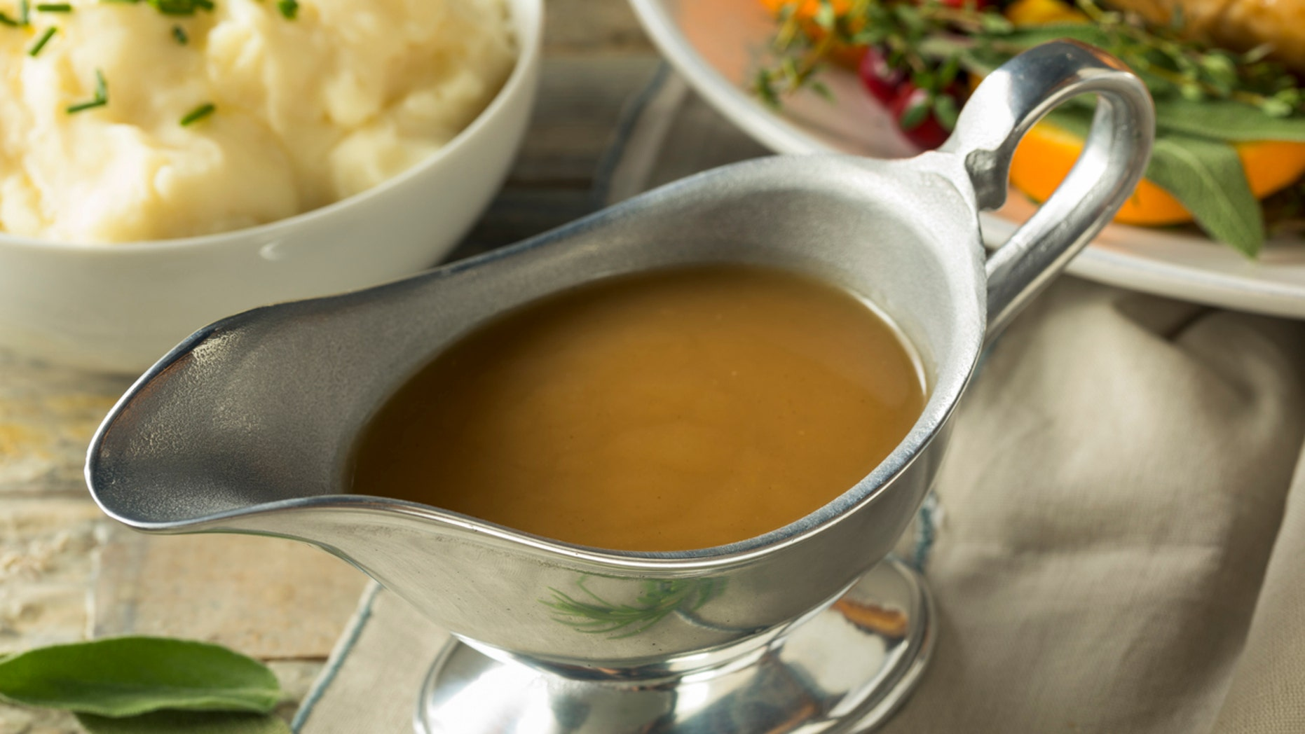 Looking for the one way to make sure homemade gravy turns out perfectly for your feast?
