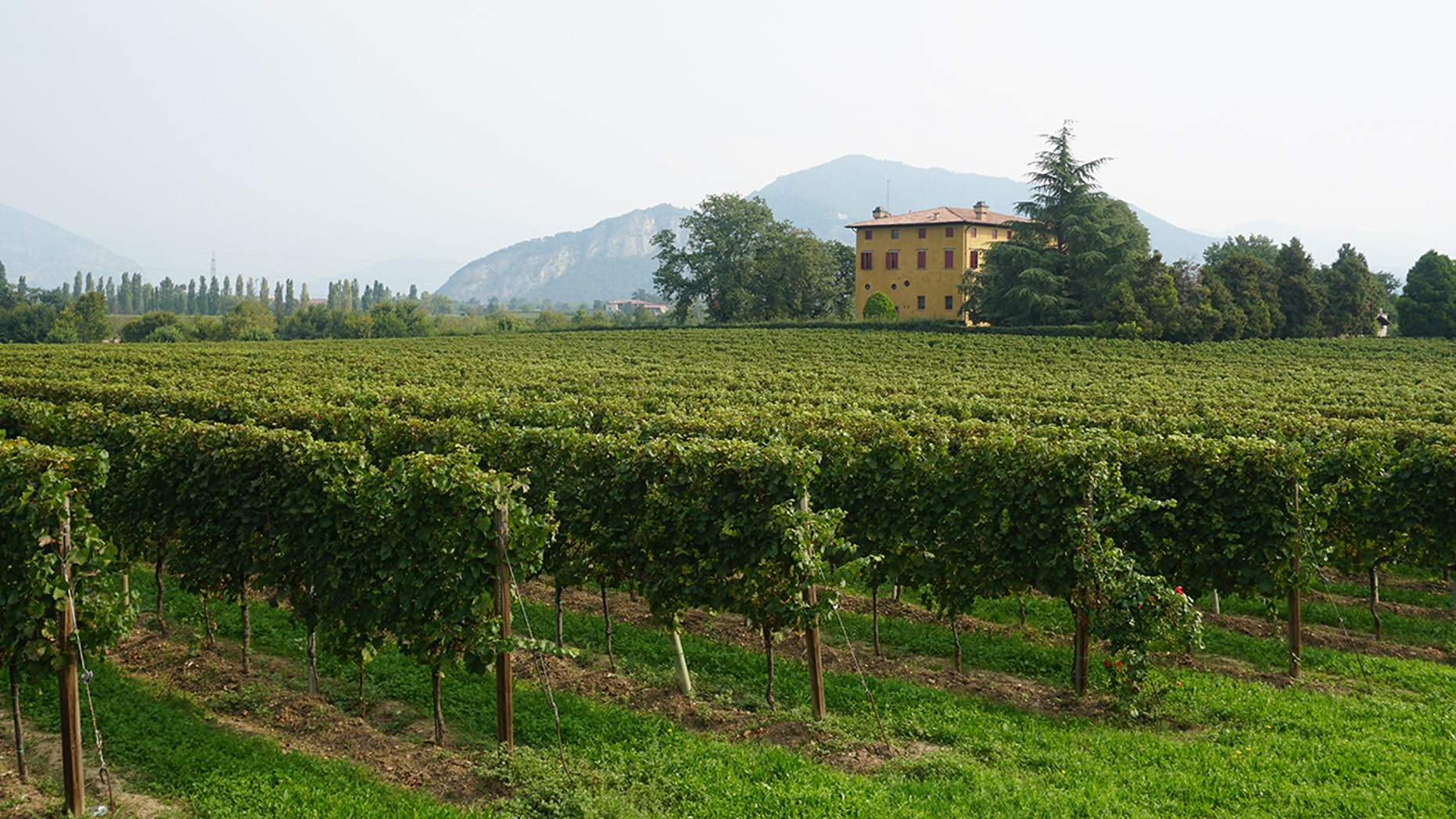 Franciacorta, Italy is the perfect sparkling wine destination.