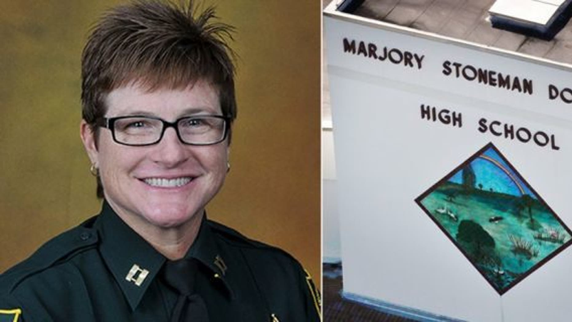 Broward County Sheriff's Capt.Jan Jordan submitted her resignation on Monday, effective Tuesday.