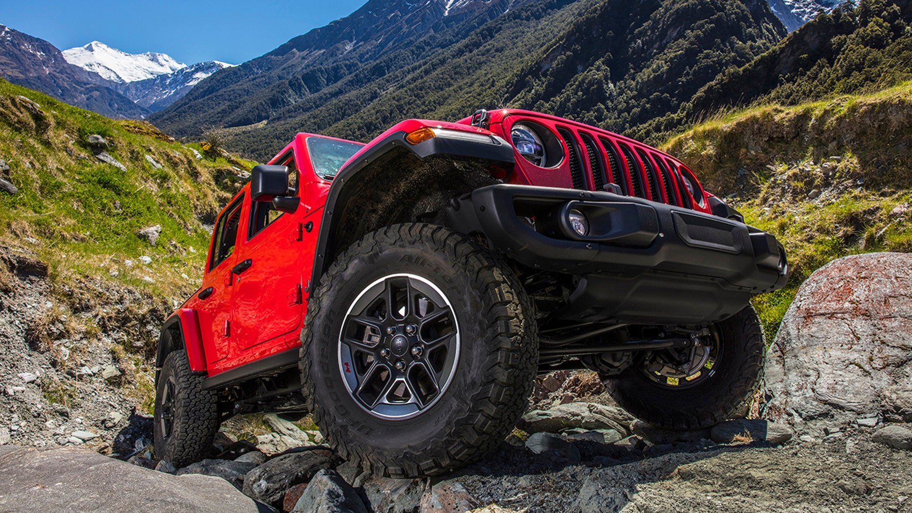 Death Wobble Jeep >> Jeep Death Wobble Reported On New Wrangler Fox News