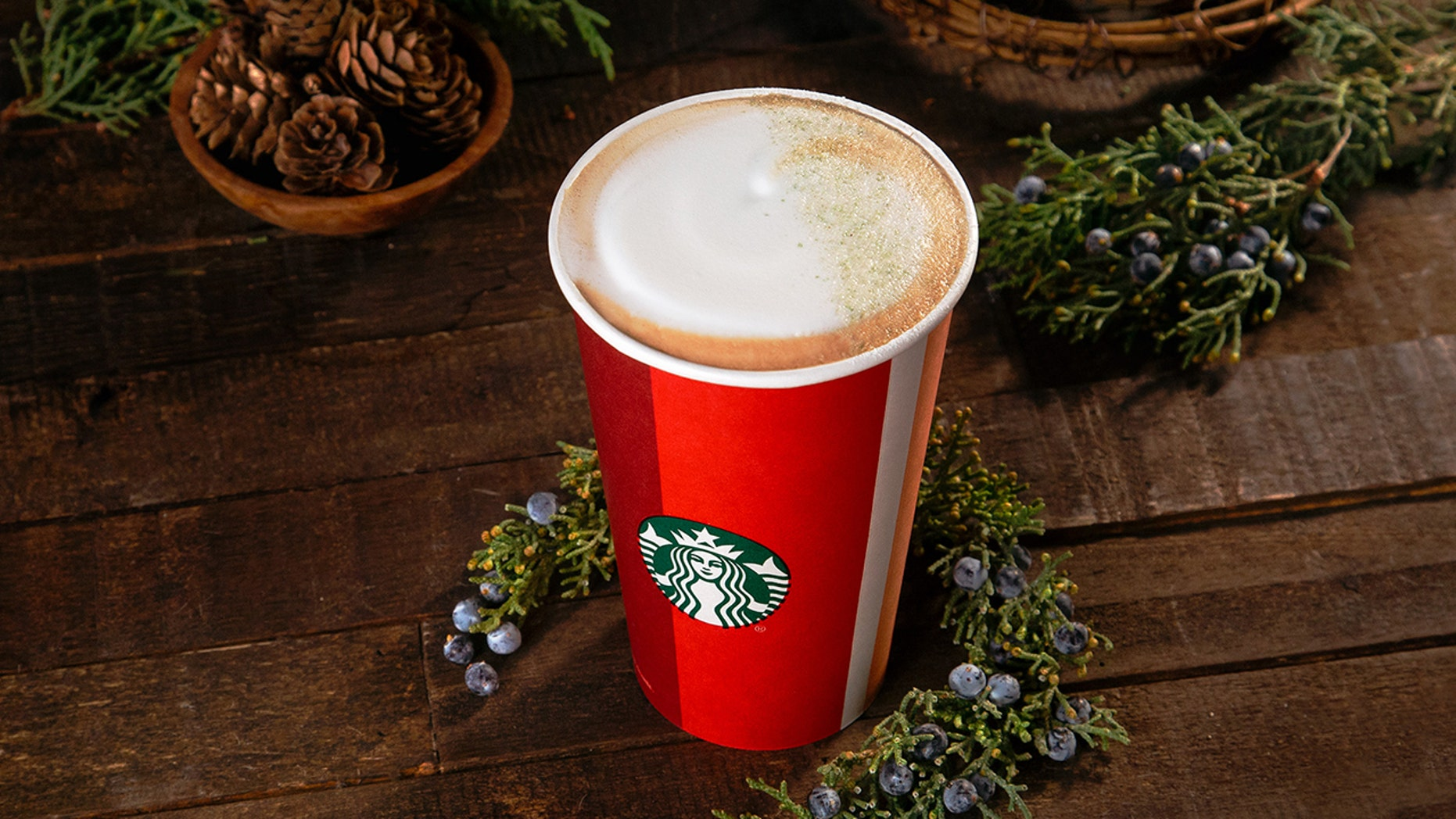 Starbucks' latest holiday beverage is drawing mixed reviews.