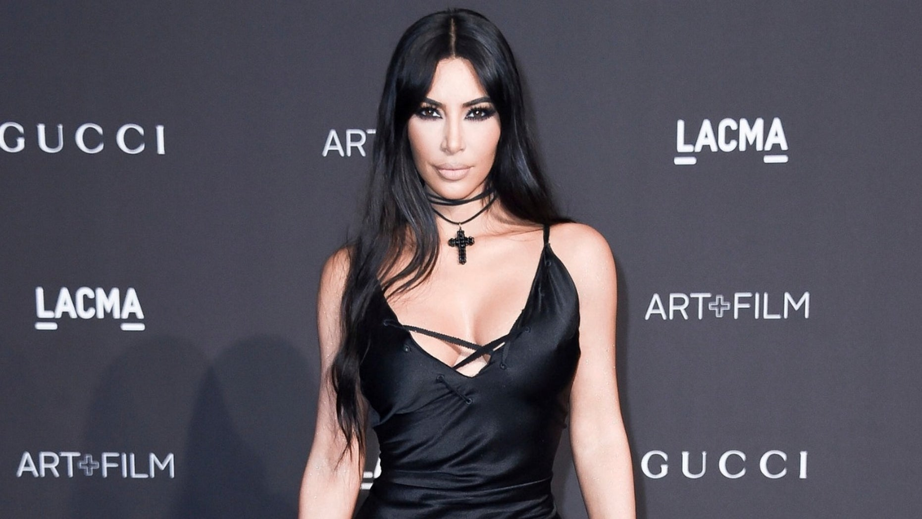 Kim Kardashian was forced to evacuate her Calabasas home due to the Woolsey Fire.
