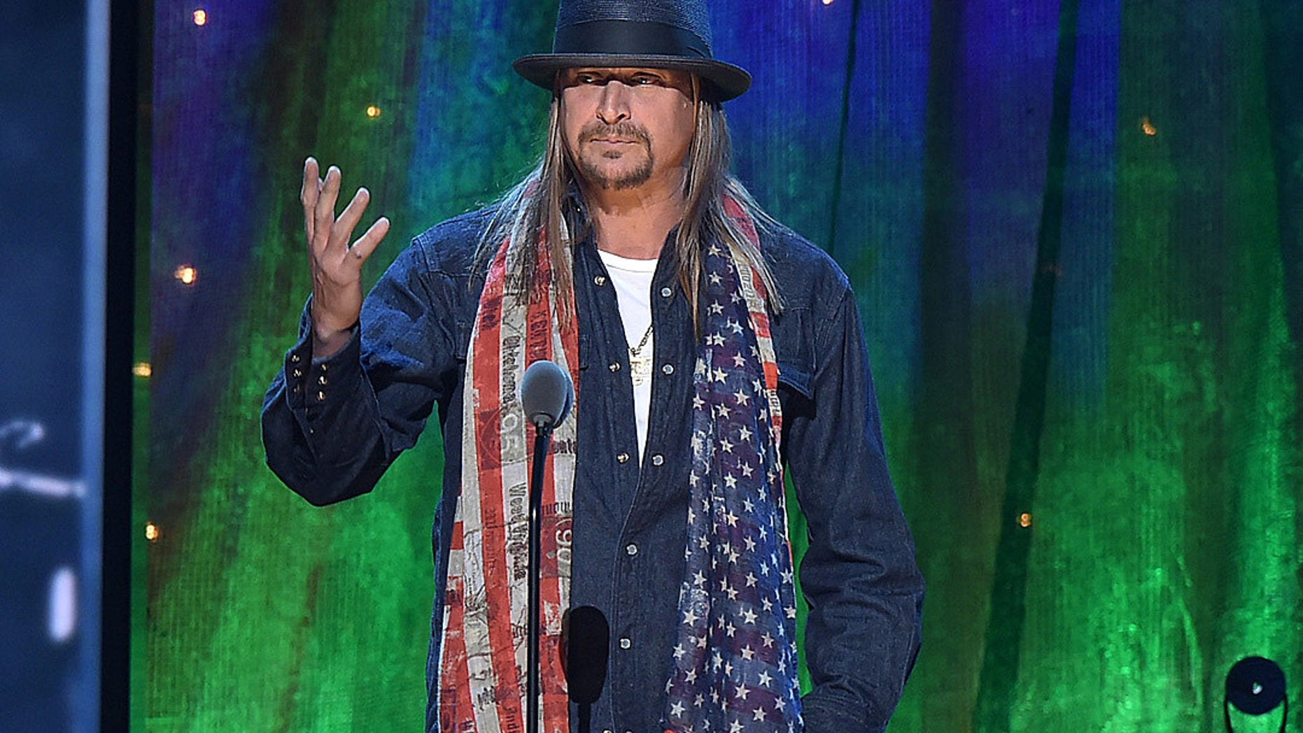 6324dece5ce0f Kid Rock cleared of election-law violations after promoting Senate ...
