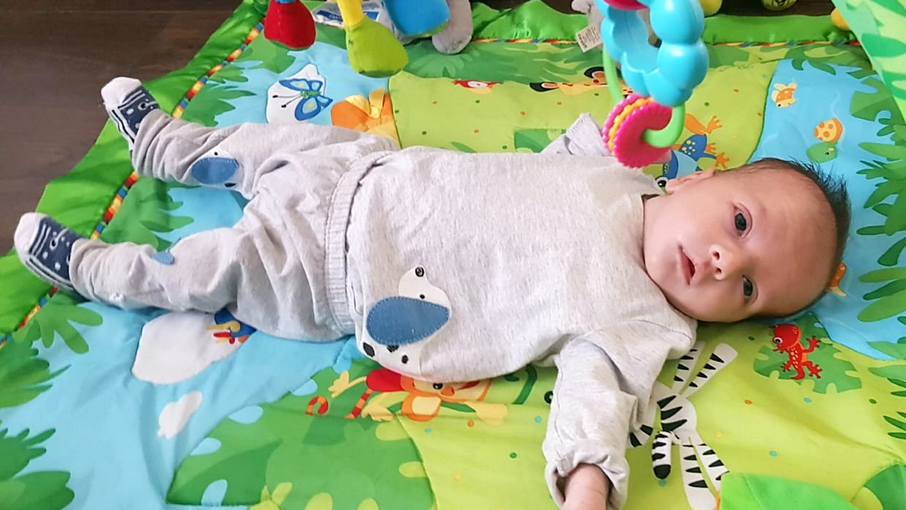 A heartbroken mom has warned parents to be vigilant after her 6-week-old son died just four days after being struck down by meningitis.