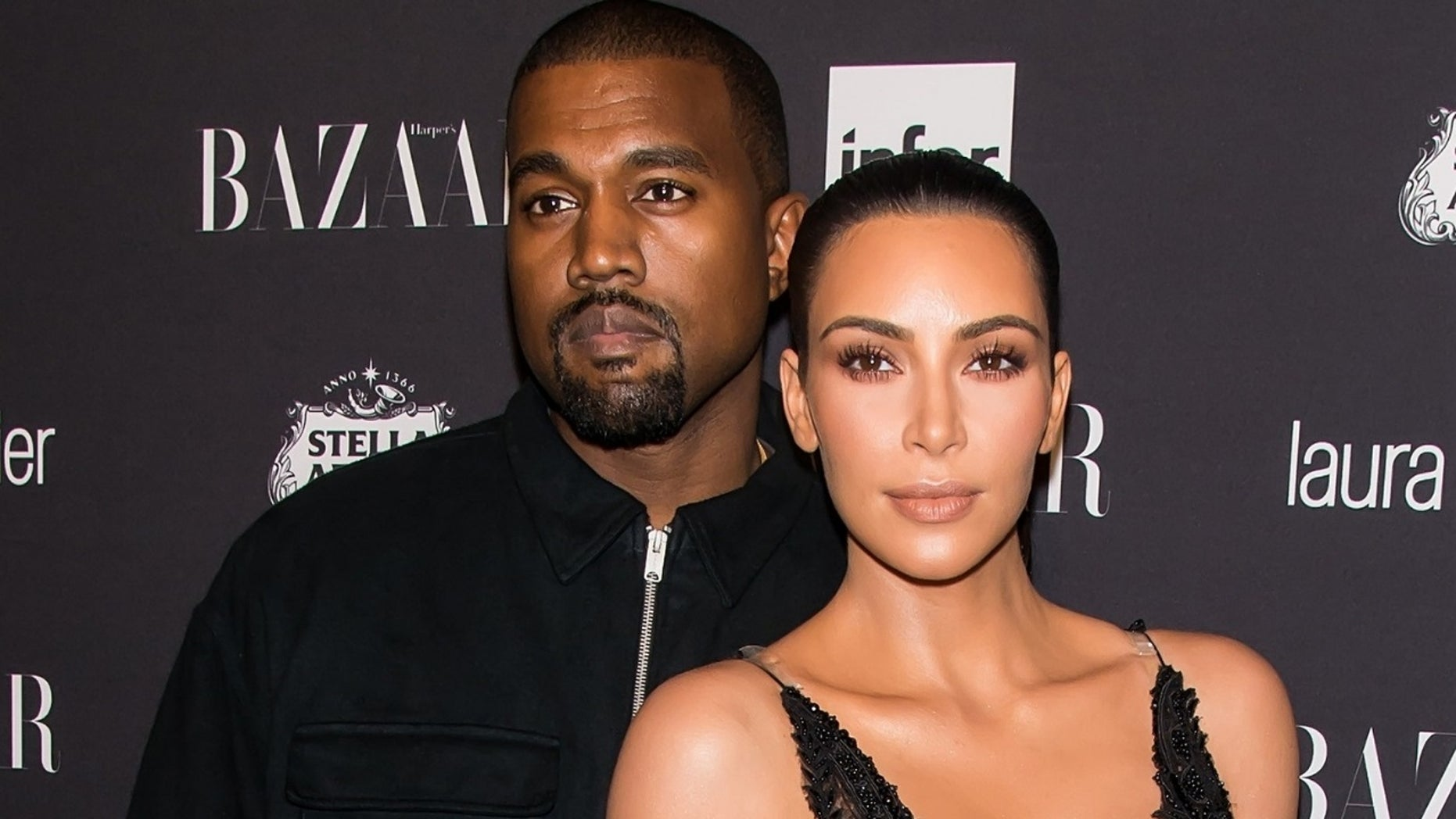 Kim Kardashian West revealed her husband Kanye West gets upset sometimes when she posts a sexy picture of herself onto social media.