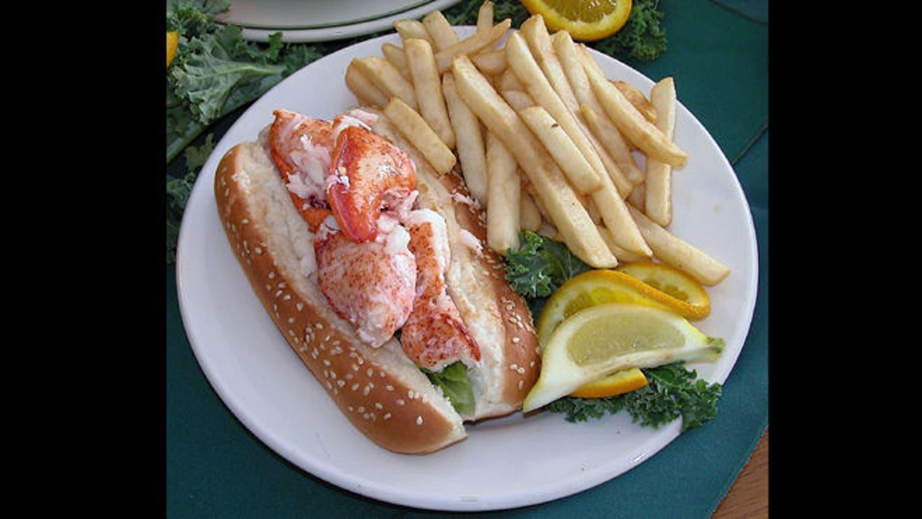 Lobster Hot Dogs Fox News