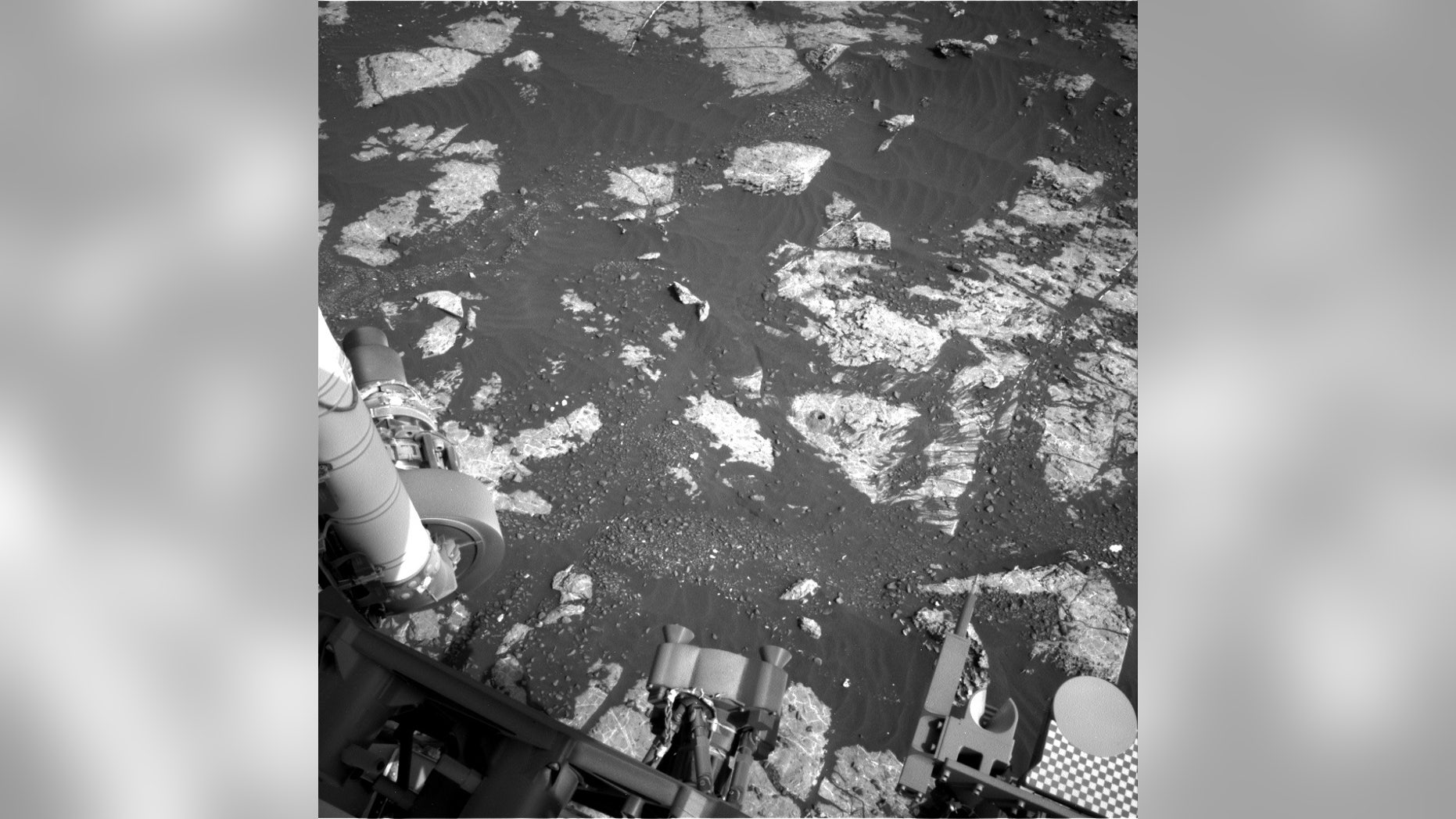 mars rover drill status - photo #35