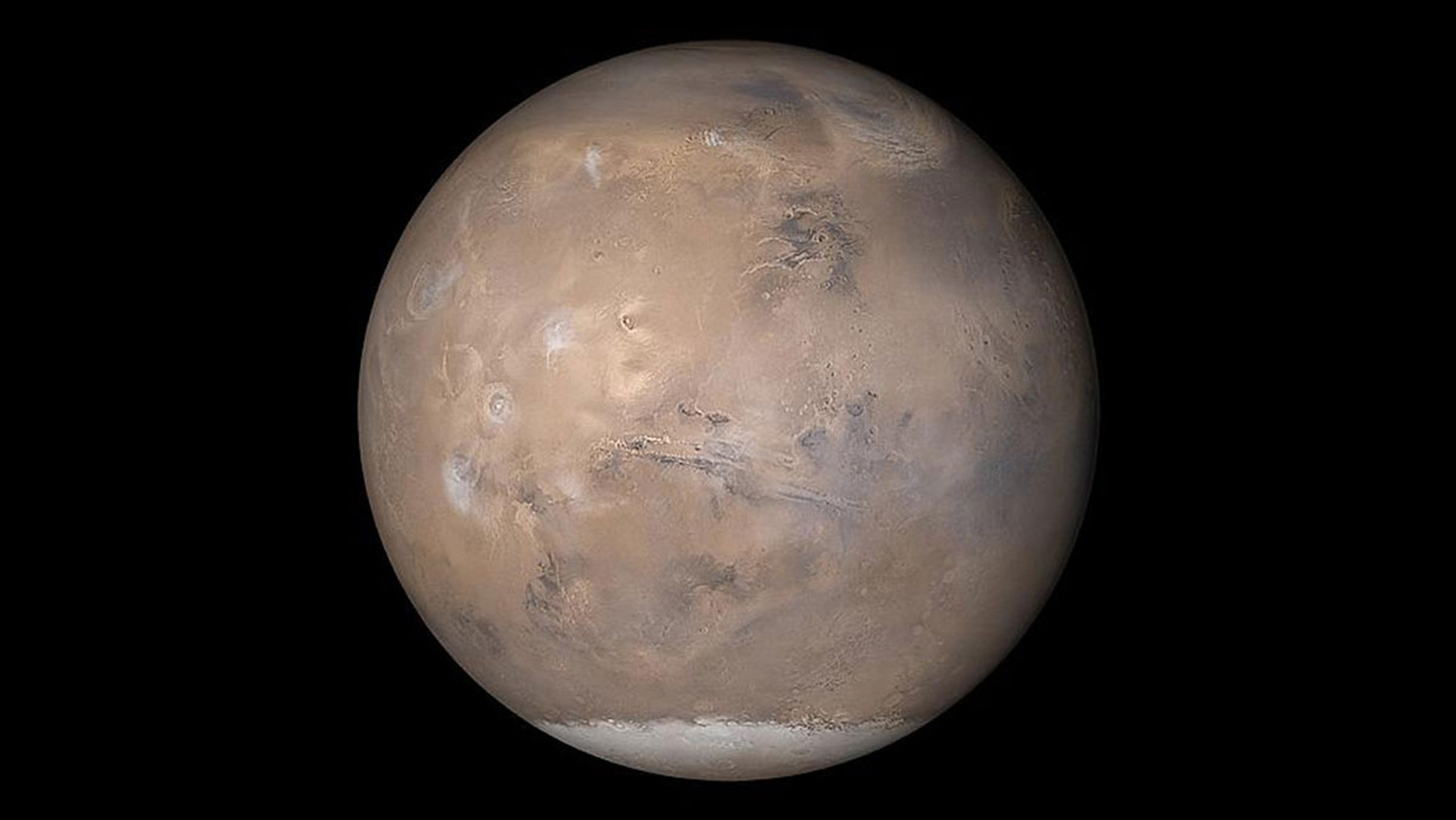 NASA announces Mars 2020 rover landing site
