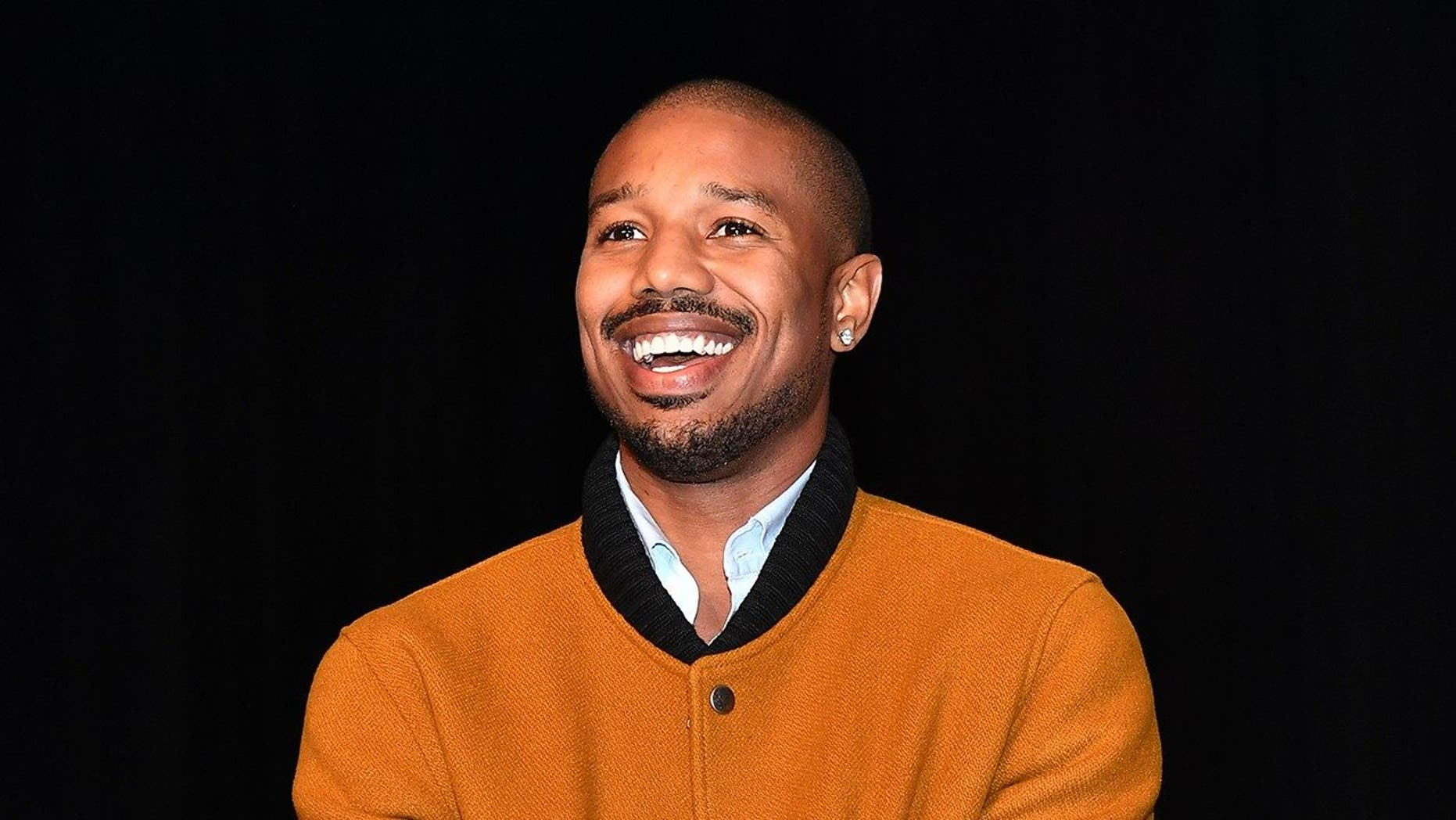 "Michael B. Jordan appeared on the ""Ellen DeGeneres Show"" on Tuesday."