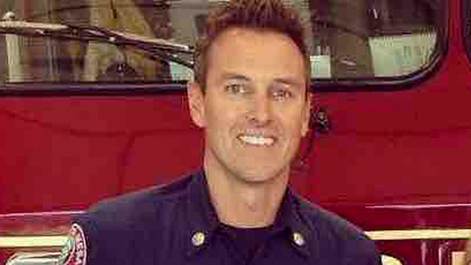 California fire captain dies after being struck by ...