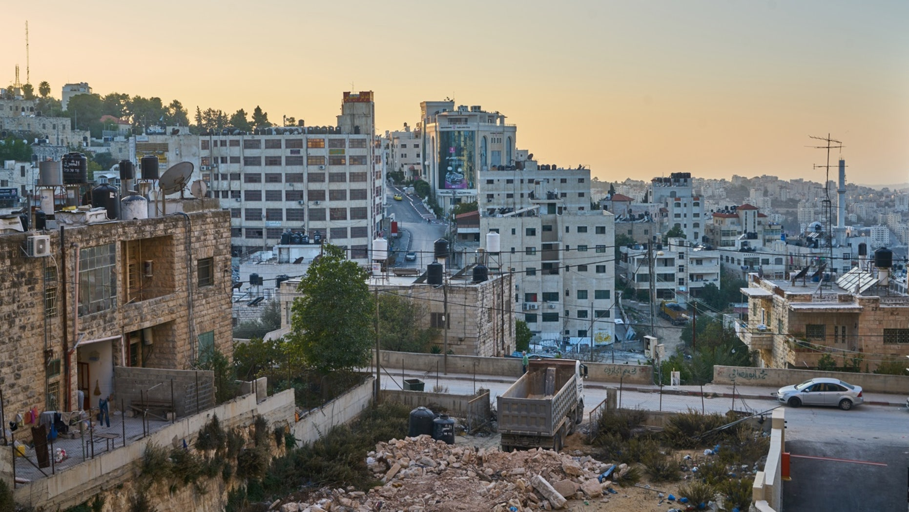 Some looters operating near the city of Ramallah in the West Bank have turned to spirit possession in hopes of finding gold treasure, research shows.
