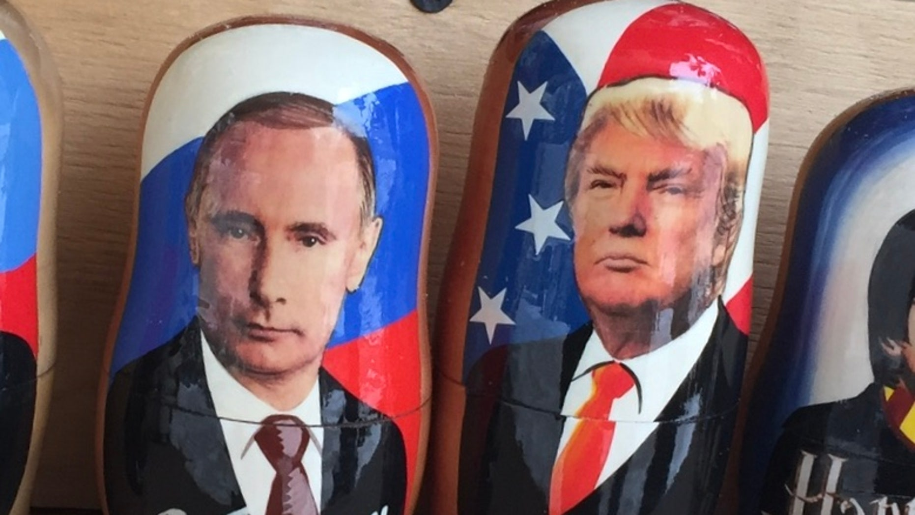 Putin and Trump won't meet in Paris on Sunday, but are aiming for later this month