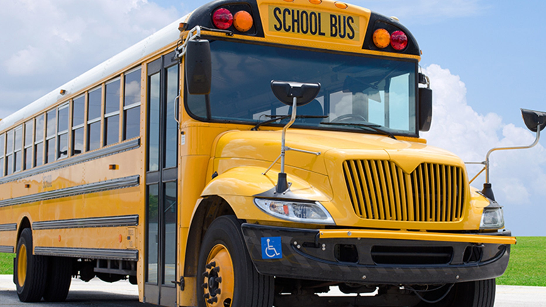 Christopher Martinez was arrested Monday after he allegedly tried to steal a school bus full of elementary schoolchildren.