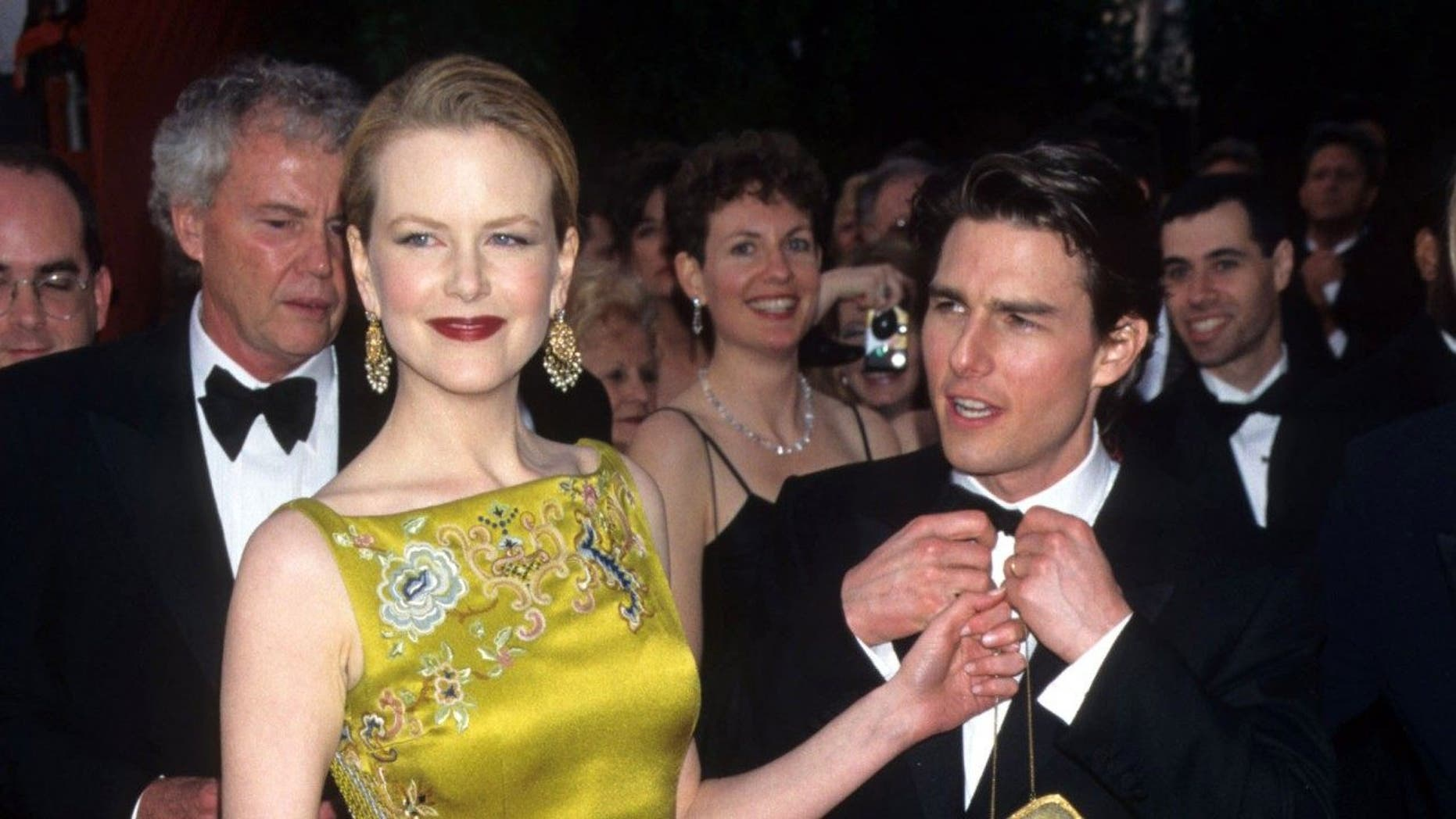 1e130c1547f Nicole Kidman looked back on her relationship with Tom Cruise in an  interview with Variety published